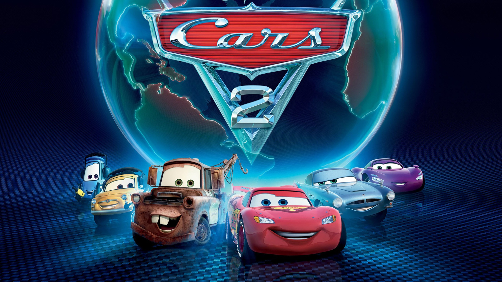 Descrição: 2011 Carros 2