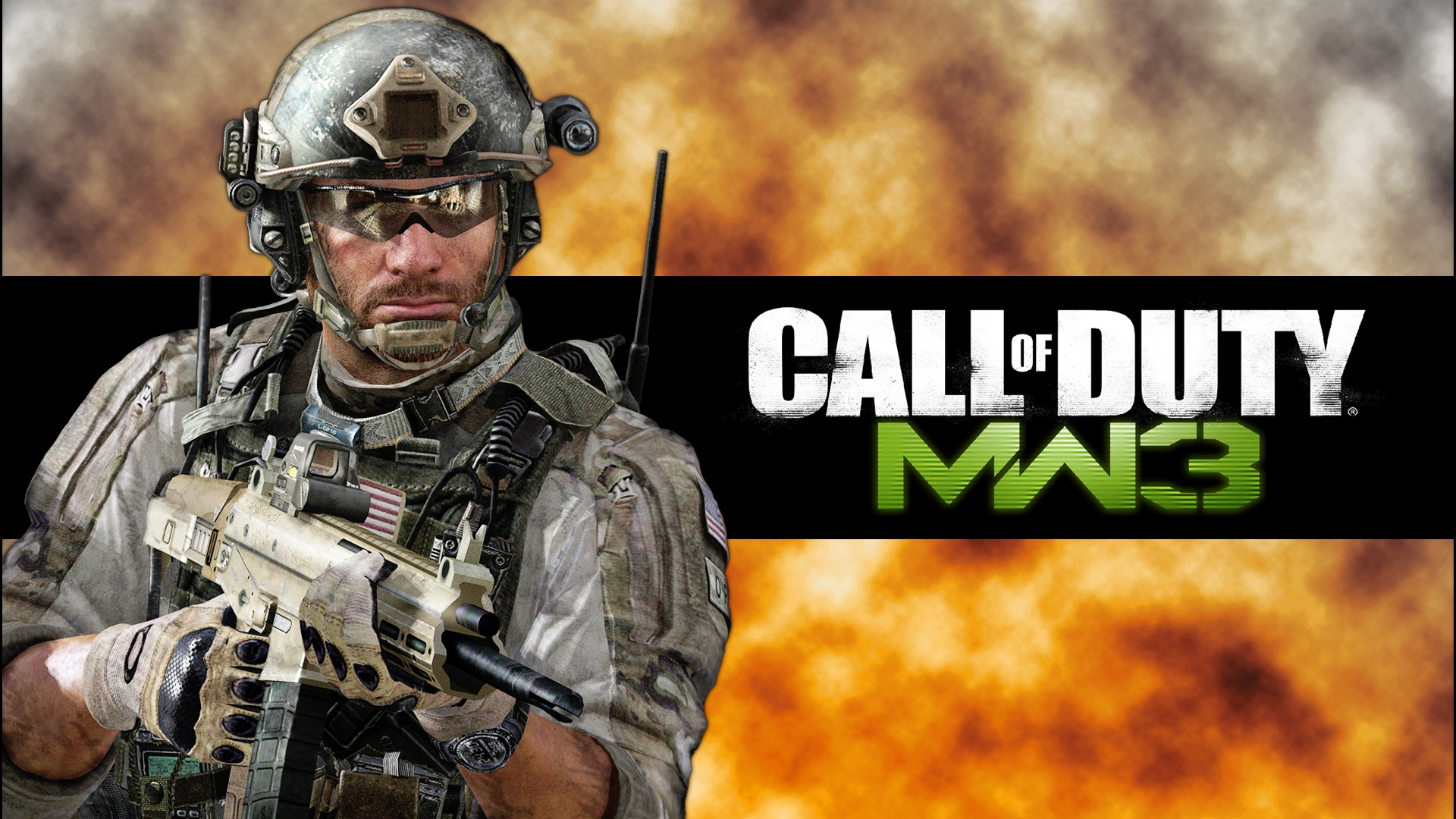 Fonds Décran Call Of Duty Mw3 Hd 1920x1200 Hd Image