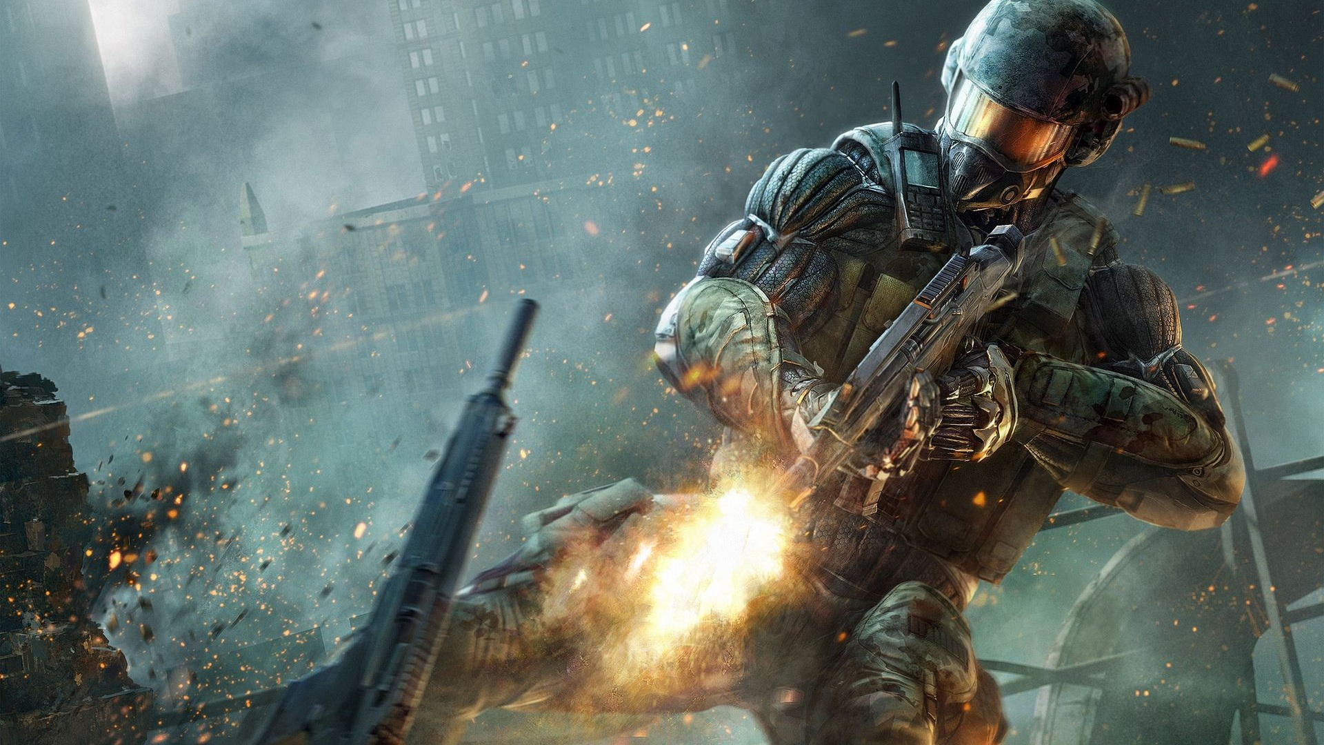 Wallpaper Crysis 2 HD 03 1920x1200 HD Picture, Image