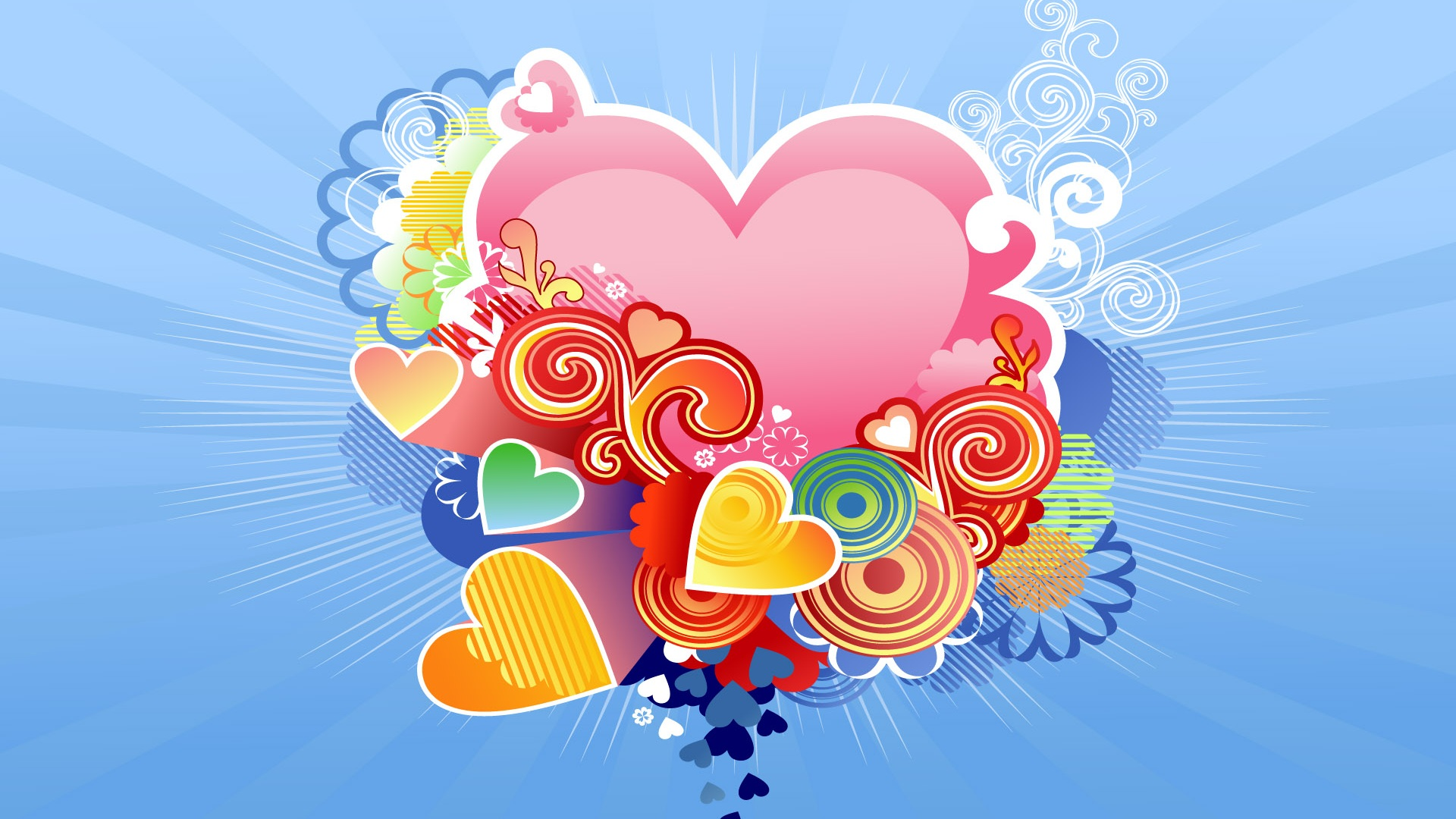 Love-heart-shaped-blue-background_1920x1080
