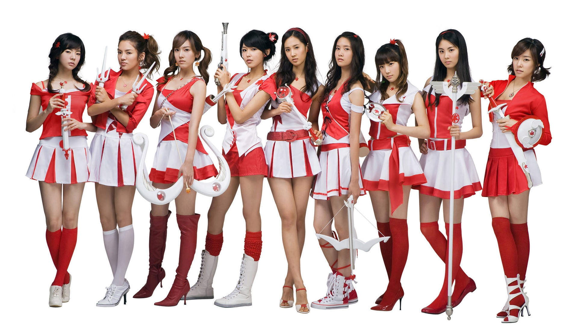 Wallpaper Girls Generation 07 1920x1200 Hd Picture Image