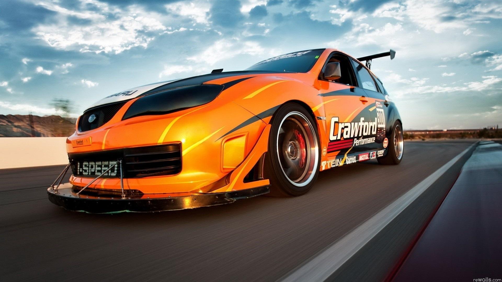 16 Luxury Pubg Wallpaper Iphone 6: 壁纸 橙色高速赛车 1920x1080 Full HD 2K 高清壁纸, 图片, 照片