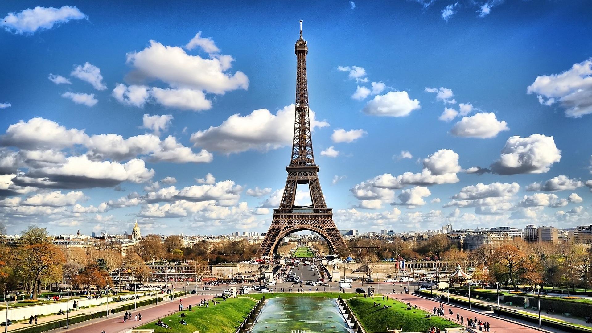 Paris tour eiffel fonds d écran 1920x1080 description paris tour
