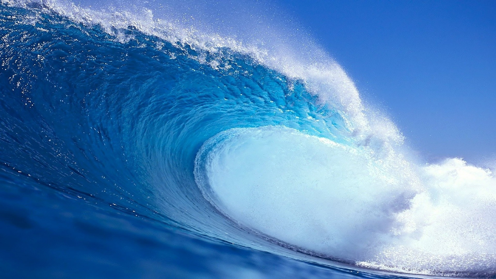 beautiful color background wave - photo #44