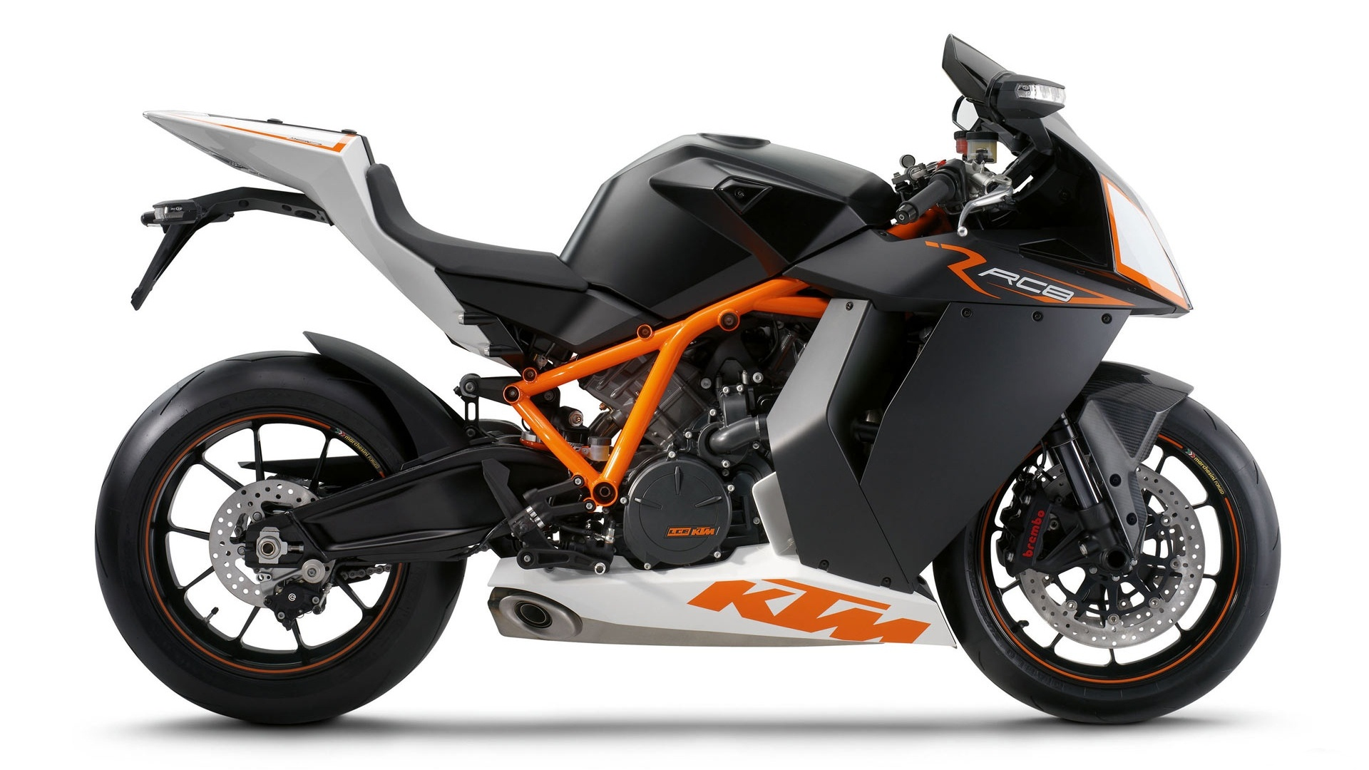 Wallpaper KTM RC8 Motorcycle 1920x1200 HD Picture, Image