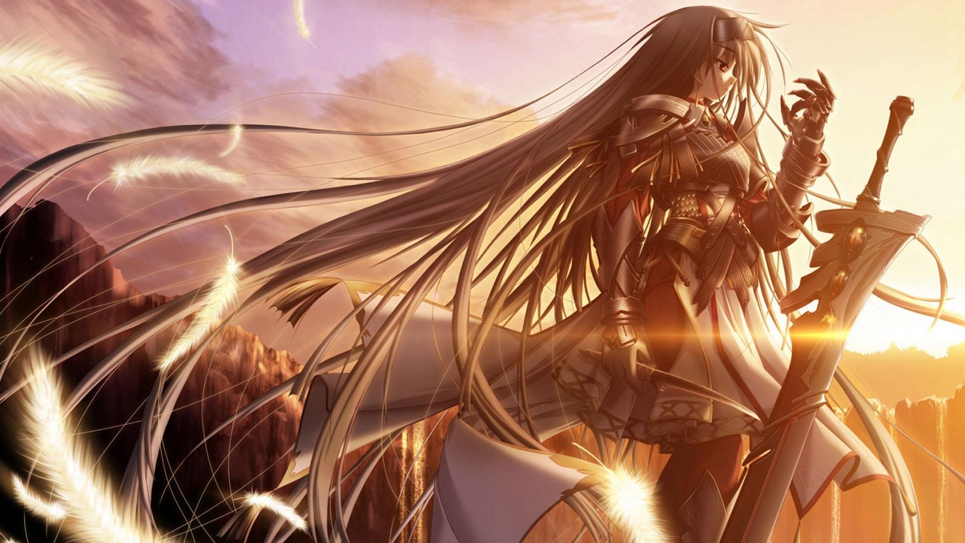 Download hintergrundbilder 1920x1080 full hd goldene sonne - Anime full hd download ...