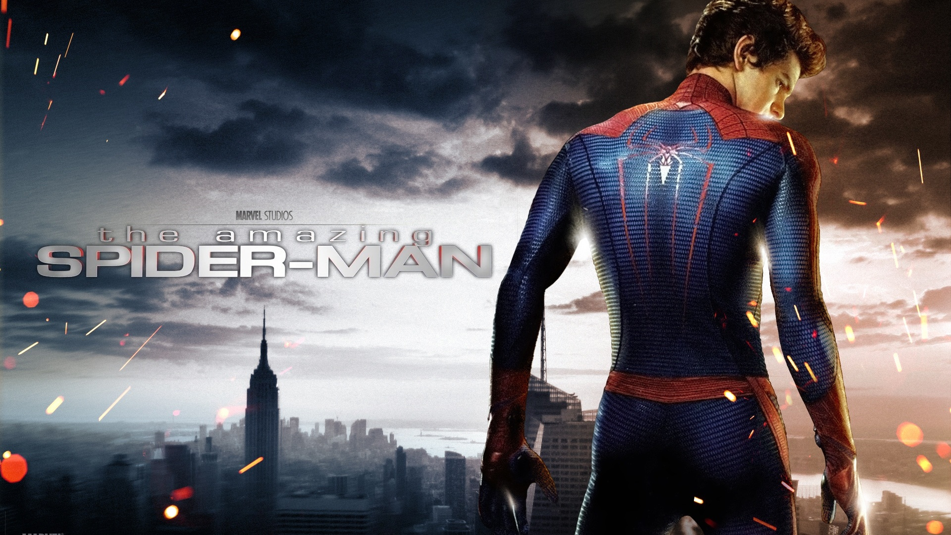 Wallpaper The Amazing Spider Man 1920x1200 Hd Picture Image