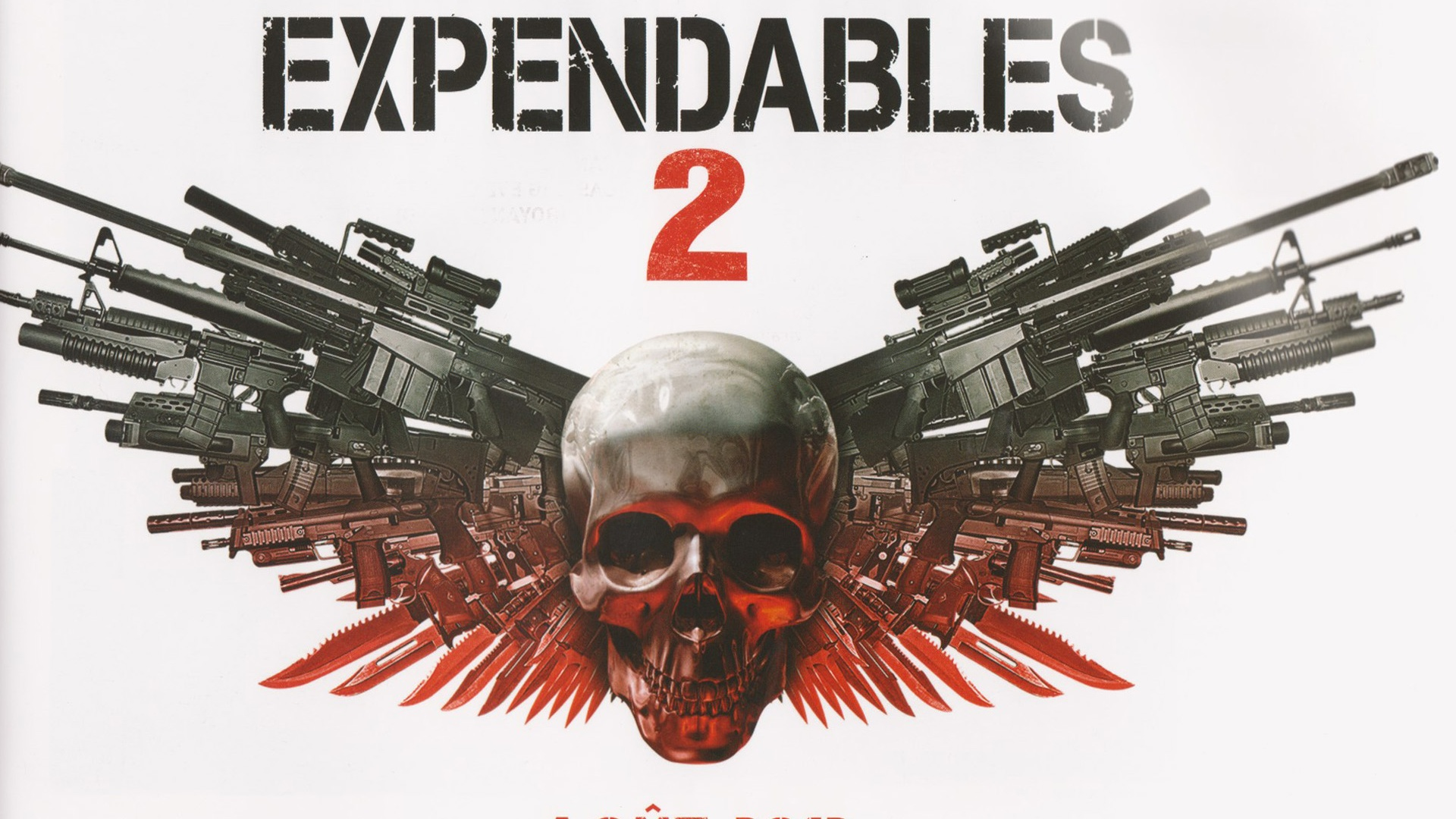 The Expendables 2 640x1136 iPhone 5/5S/5C/SE wallpaper