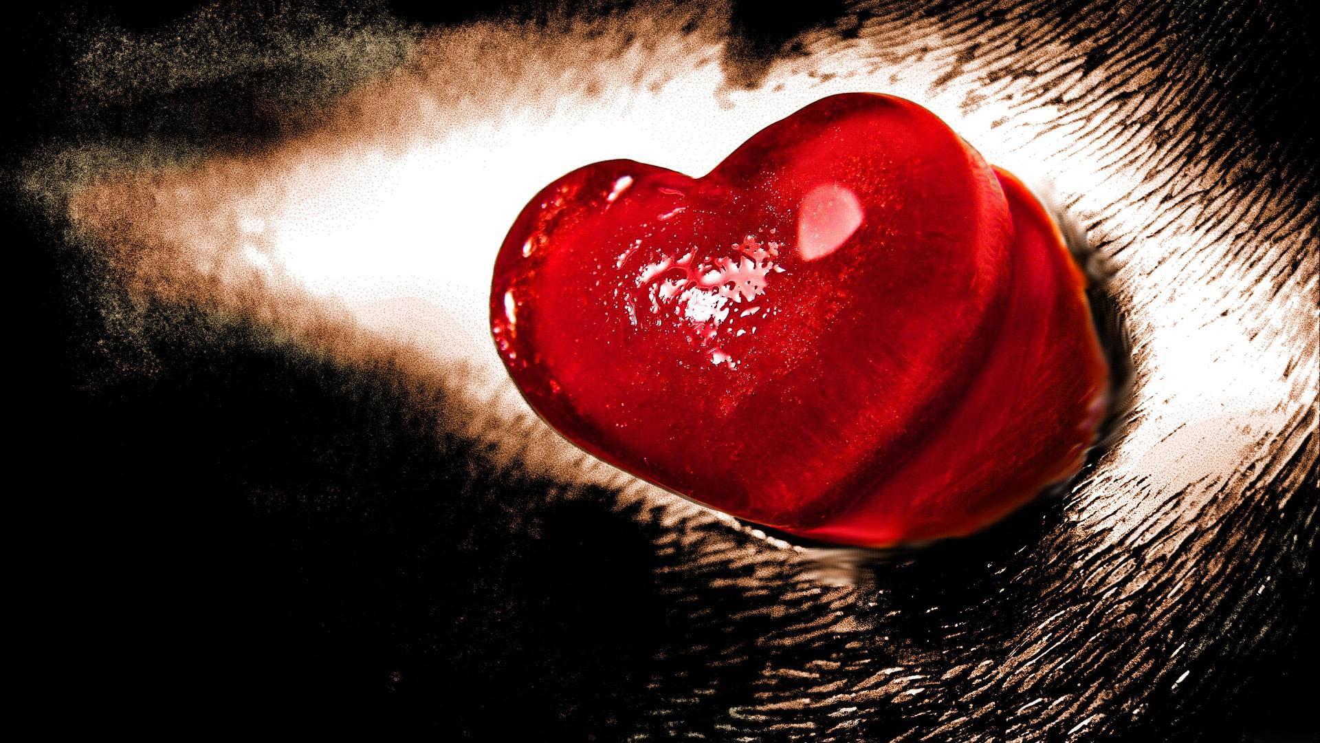 Wallpaper Valentine's Day Red Love 1920x1080 Full HD