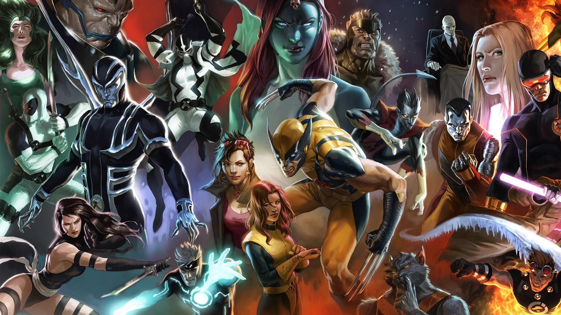 X Men Comics 750x1334 Iphone 8766s Wallpaper Background