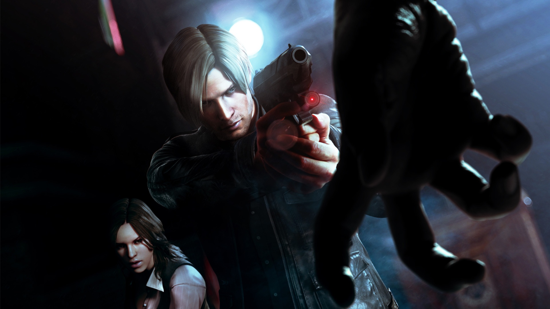 Wallpaper Resident Evil 6 1920x1080 Full Hd 2k Picture Image