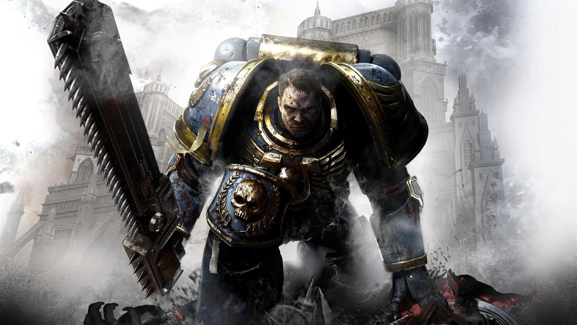Warhammer 40k Space Marines: Wallpaper Warhammer 40000: Space Marine 2560x1600 HD