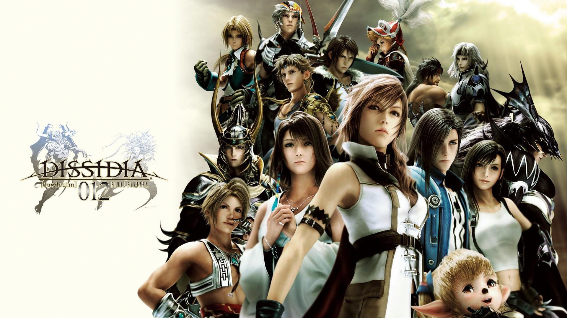 Dissidia 012: Final Fantasy HD wallpaper - 1920x1080