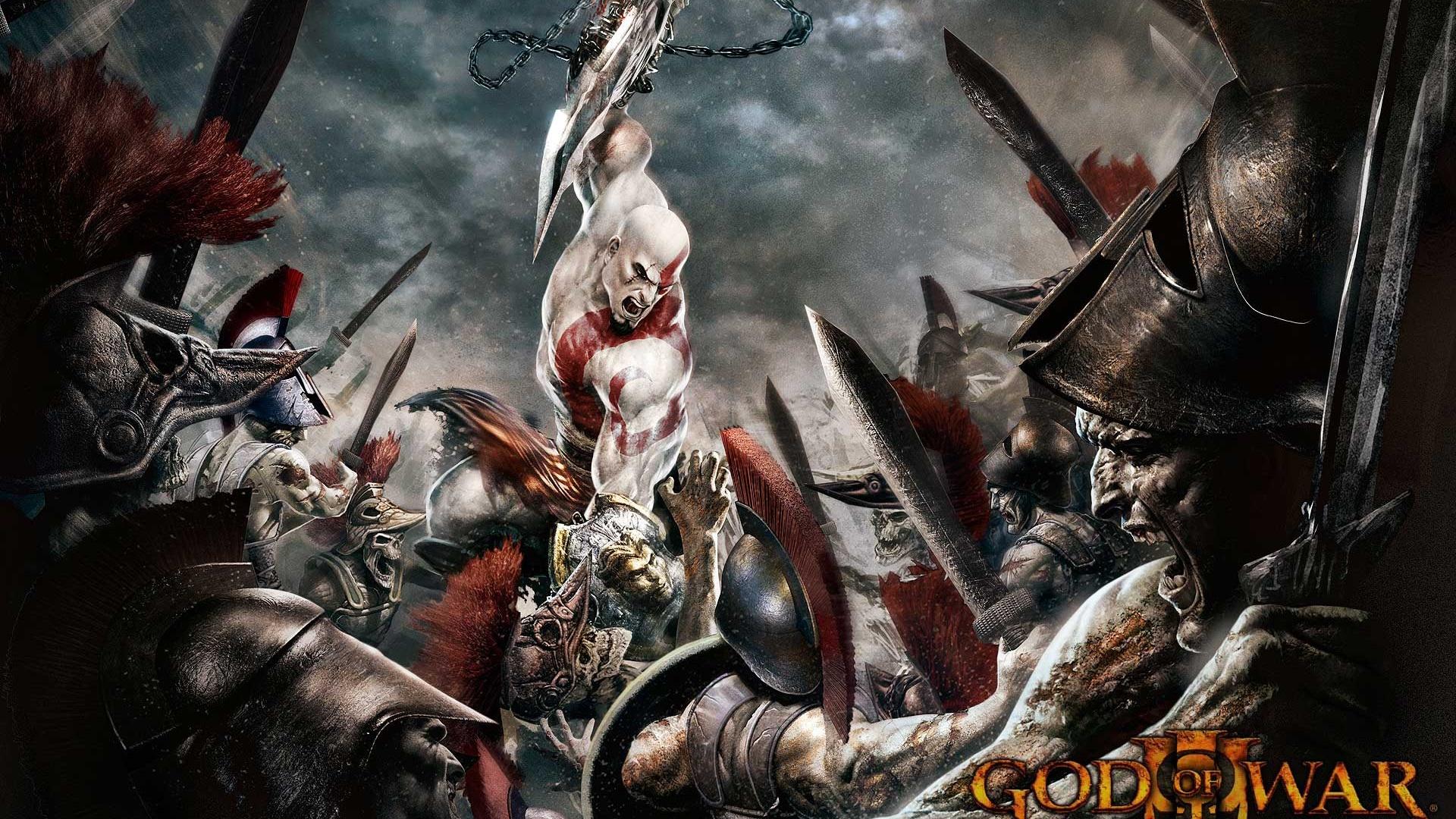 God Of War 3 1920x1200 Hd Hintergrundbilder Hd Bild