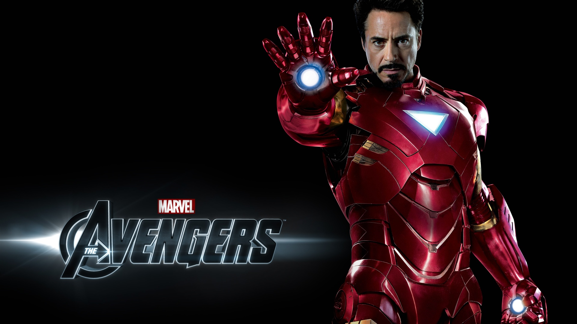 Wallpaper Iron Man In The Avengers 2560x1600 Hd Picture Image