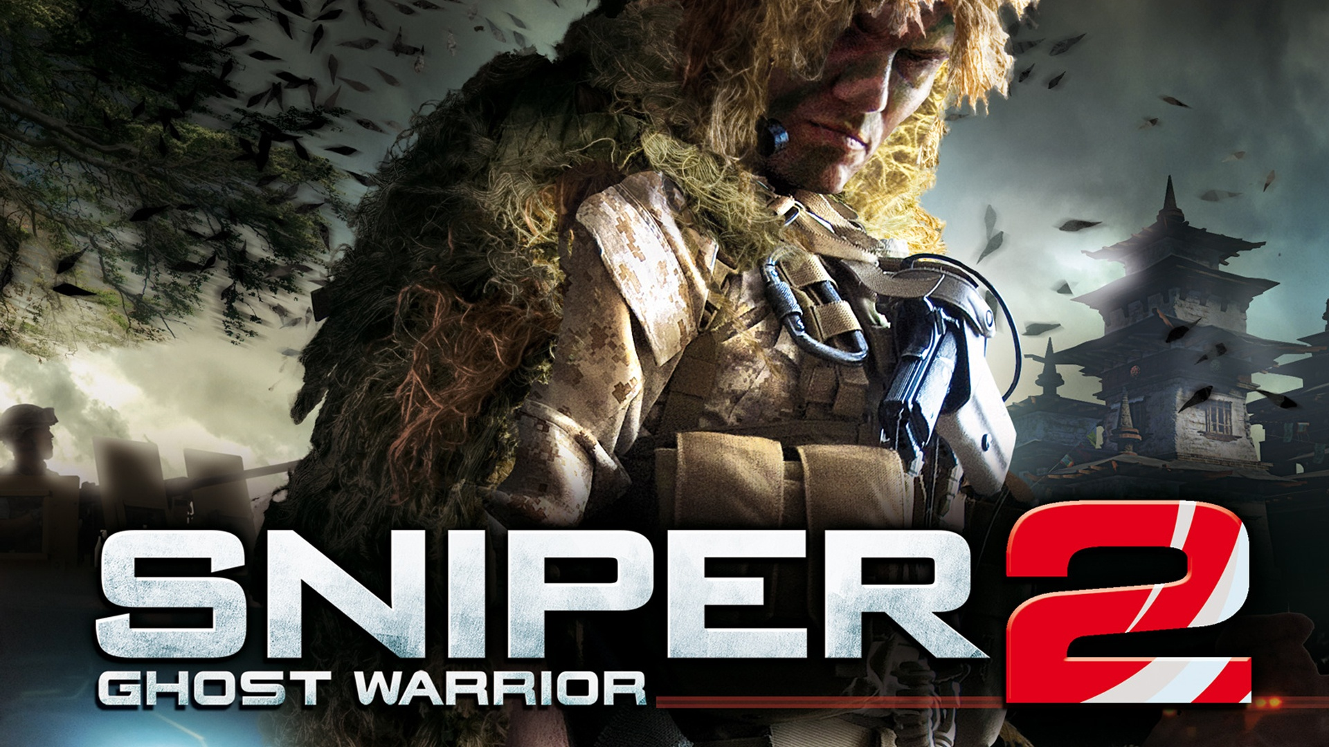 Sniper: Ghost Warrior 2 wallpaper - 1920x1080