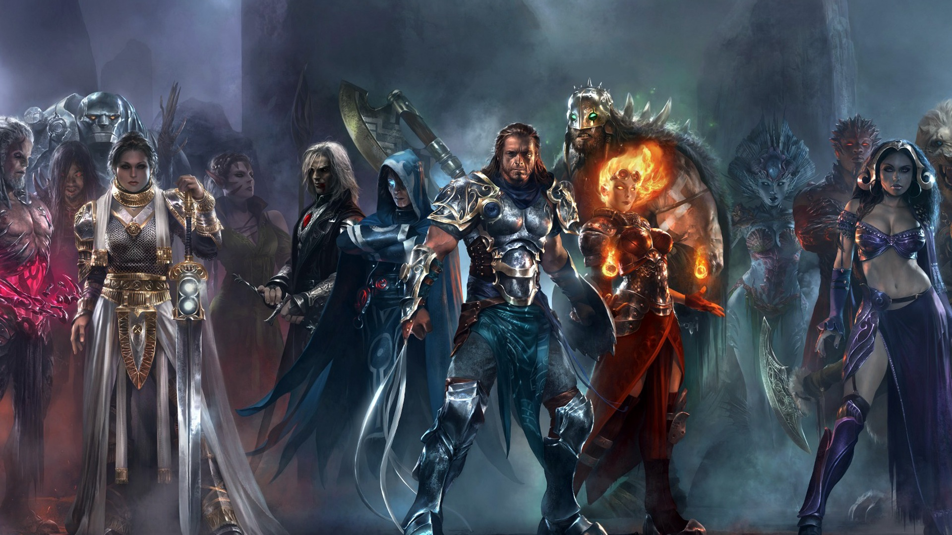 Wallpaper Magic The Gathering Duels Of The Planeswalkers