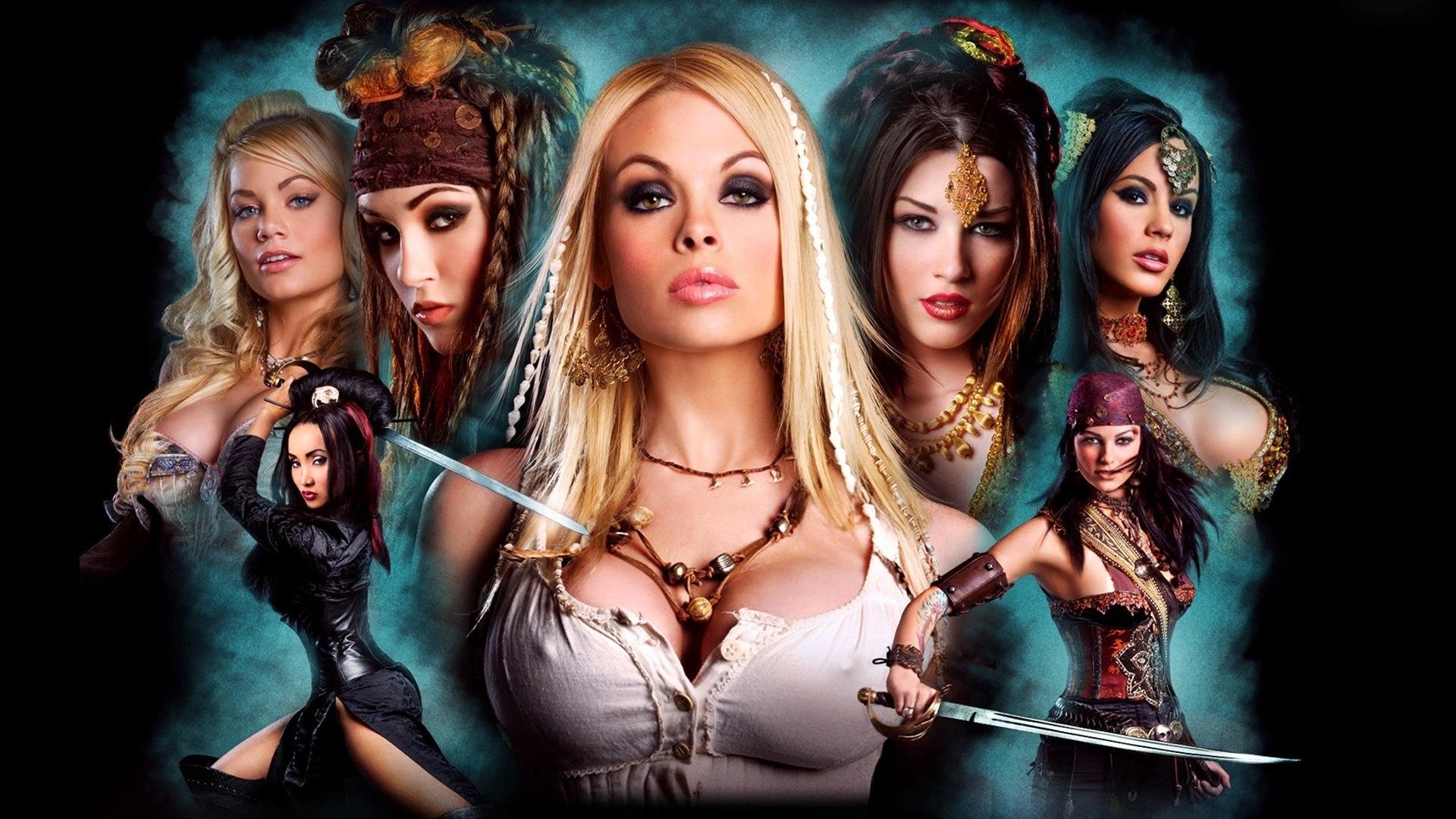 Смотреть онлайн бесплатно порно фильм пираты