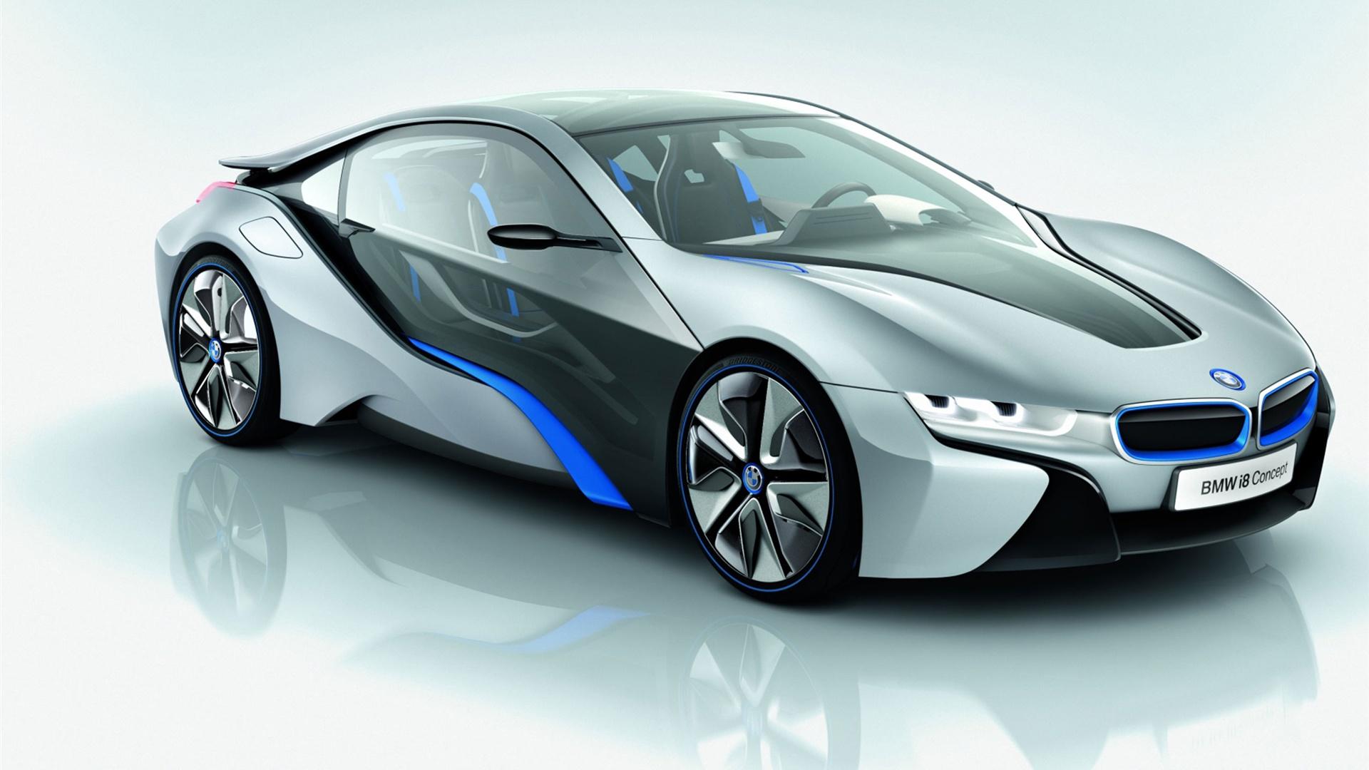 Bmw I8 Concept Car 2560x1600 Hd Hintergrundbilder Hd Bild
