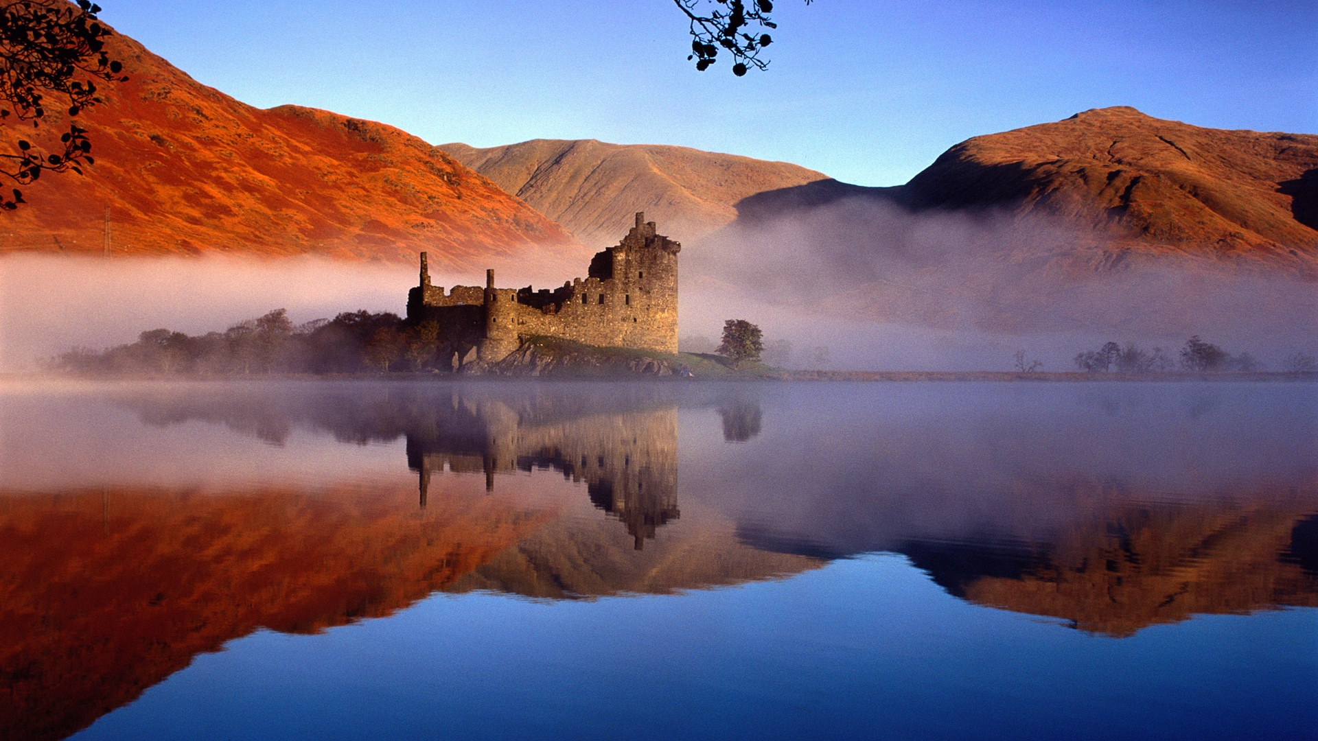Wallpaper Castle In Scotland 1920x1200 Hd Picture Image