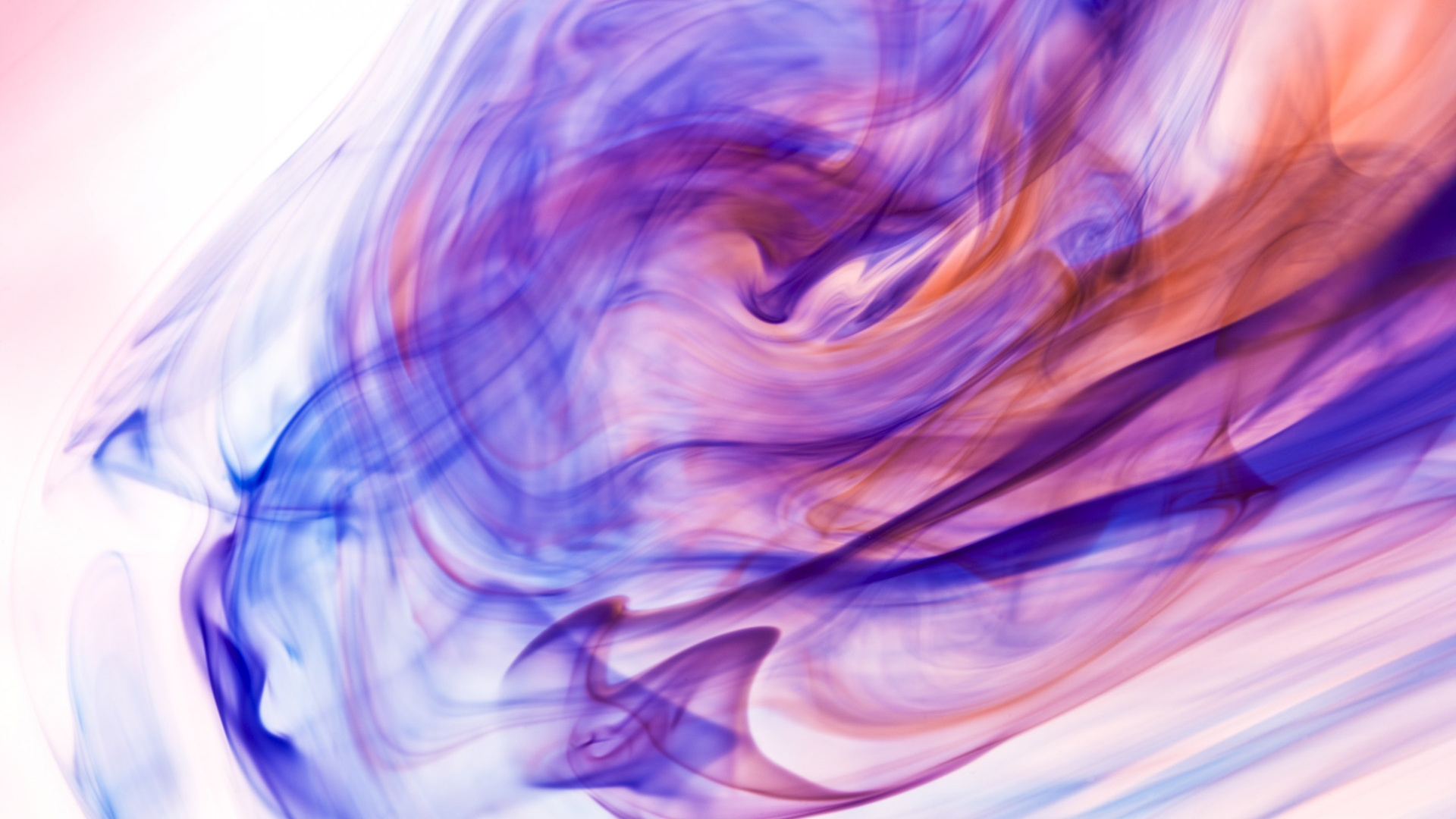 Wallpaper colorful ink in water 1920x1200 hd picture image - Hd ink wallpaper ...