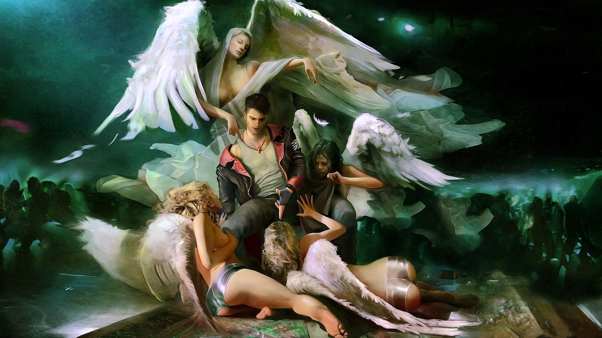 Wallpaper Devil May Cry 1920x1080 Full Hd 2k Picture Image
