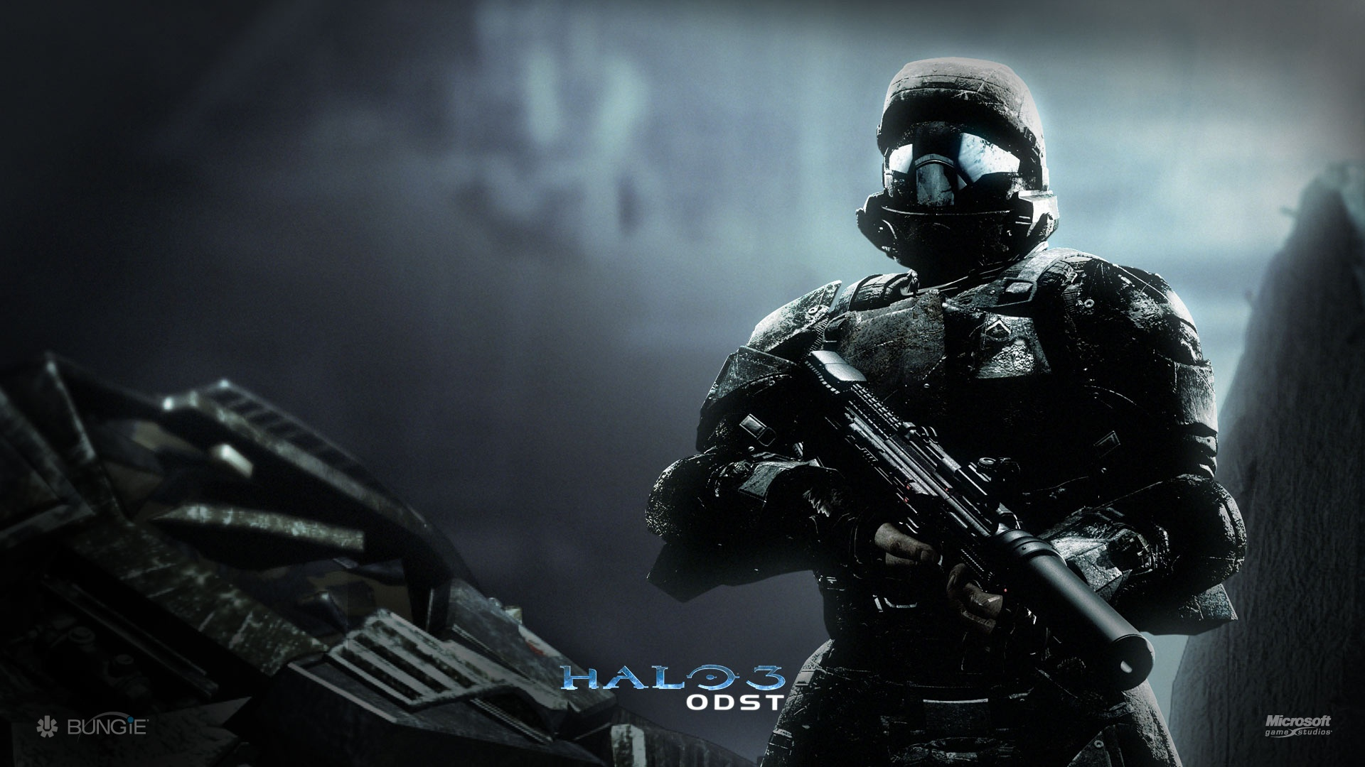 Wallpaper Halo 3 Odst 1920x1080 Full Hd 2k Picture Image