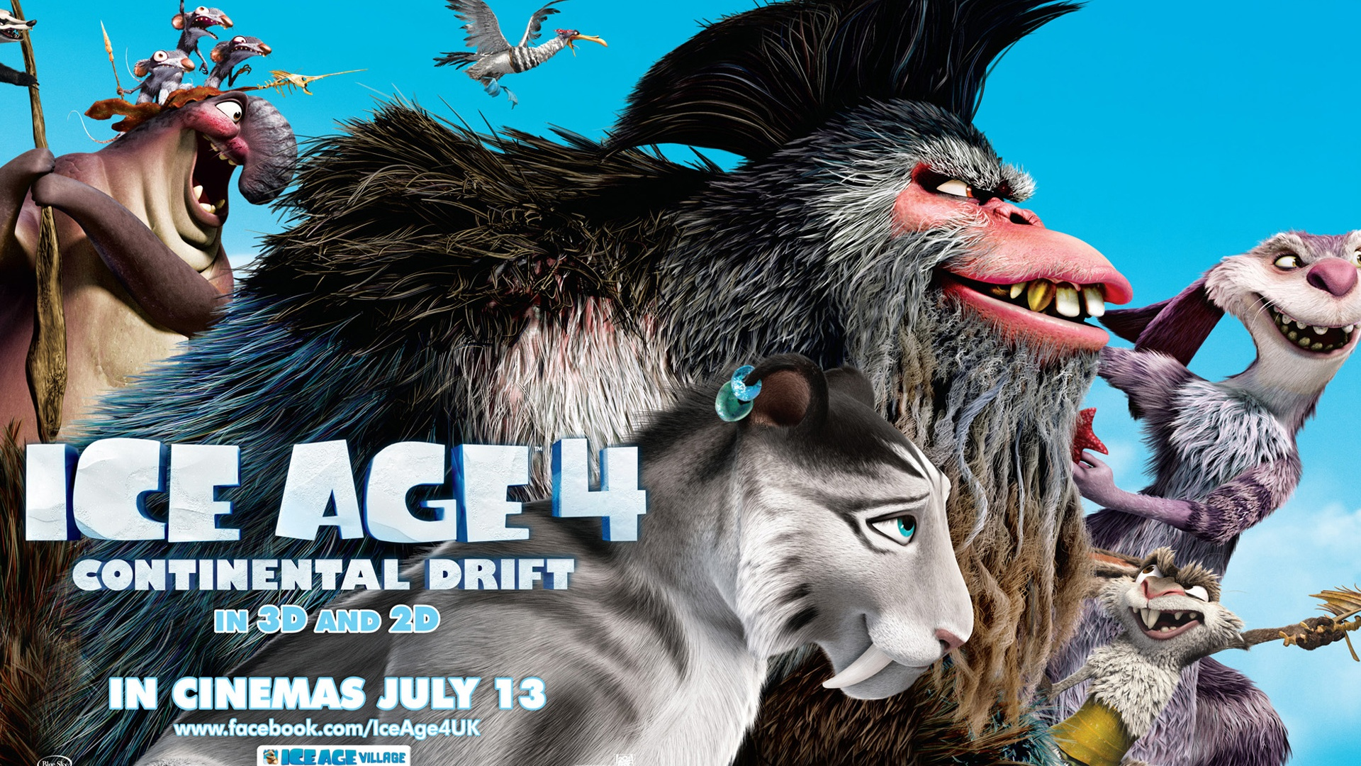 Ice Age Continental Drift Movie on 1206 html