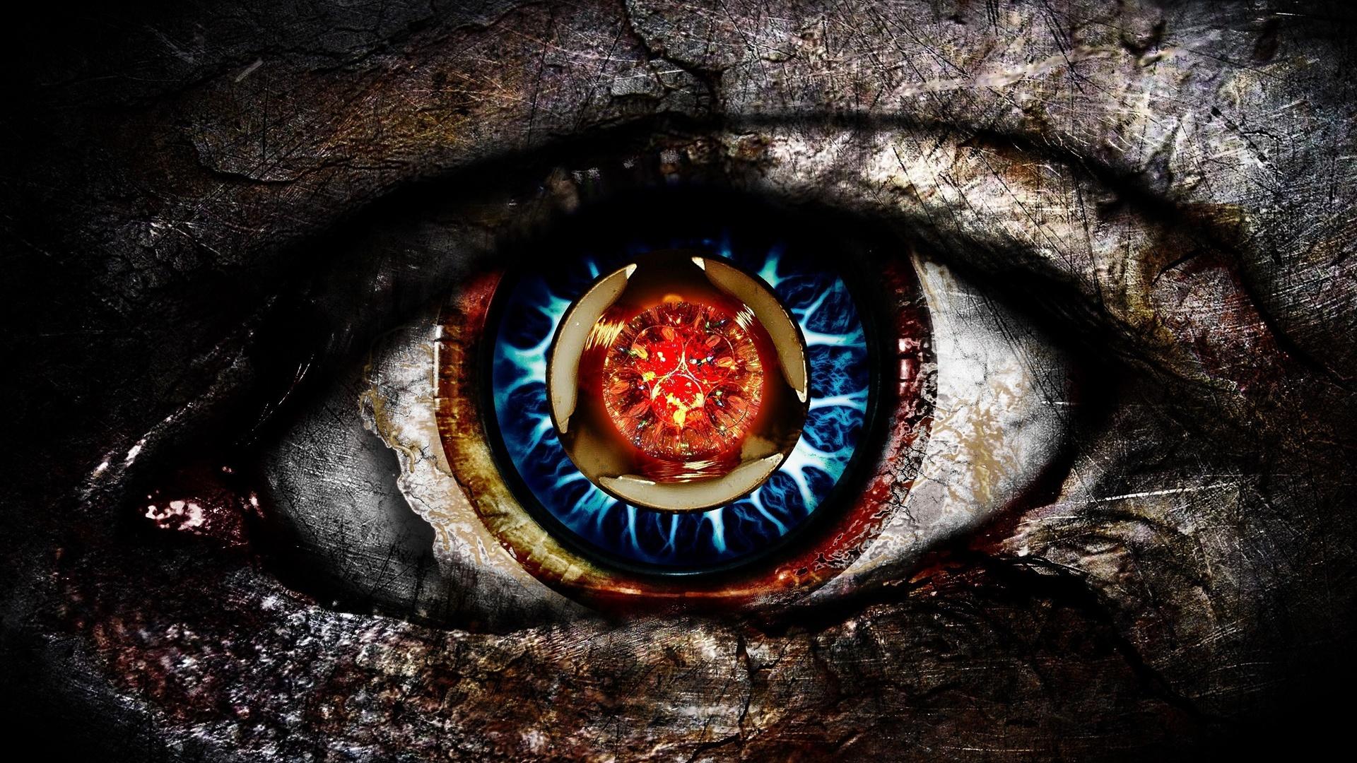 Das Schwarze Auge 2560x1600 HD Hintergrundbilder, HD, Bild
