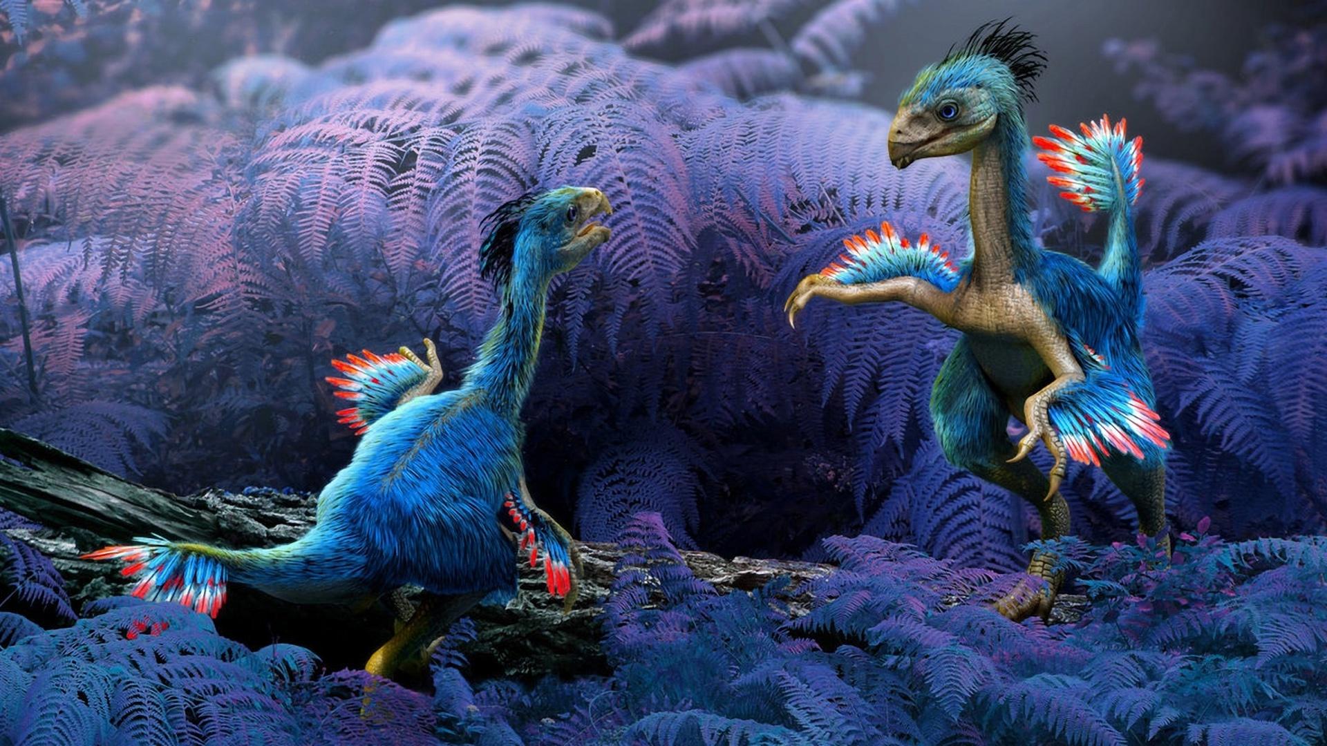古老的动物,恐龙 壁纸 | 1920x1080 全高清 壁纸下载 ... Dinosaurs