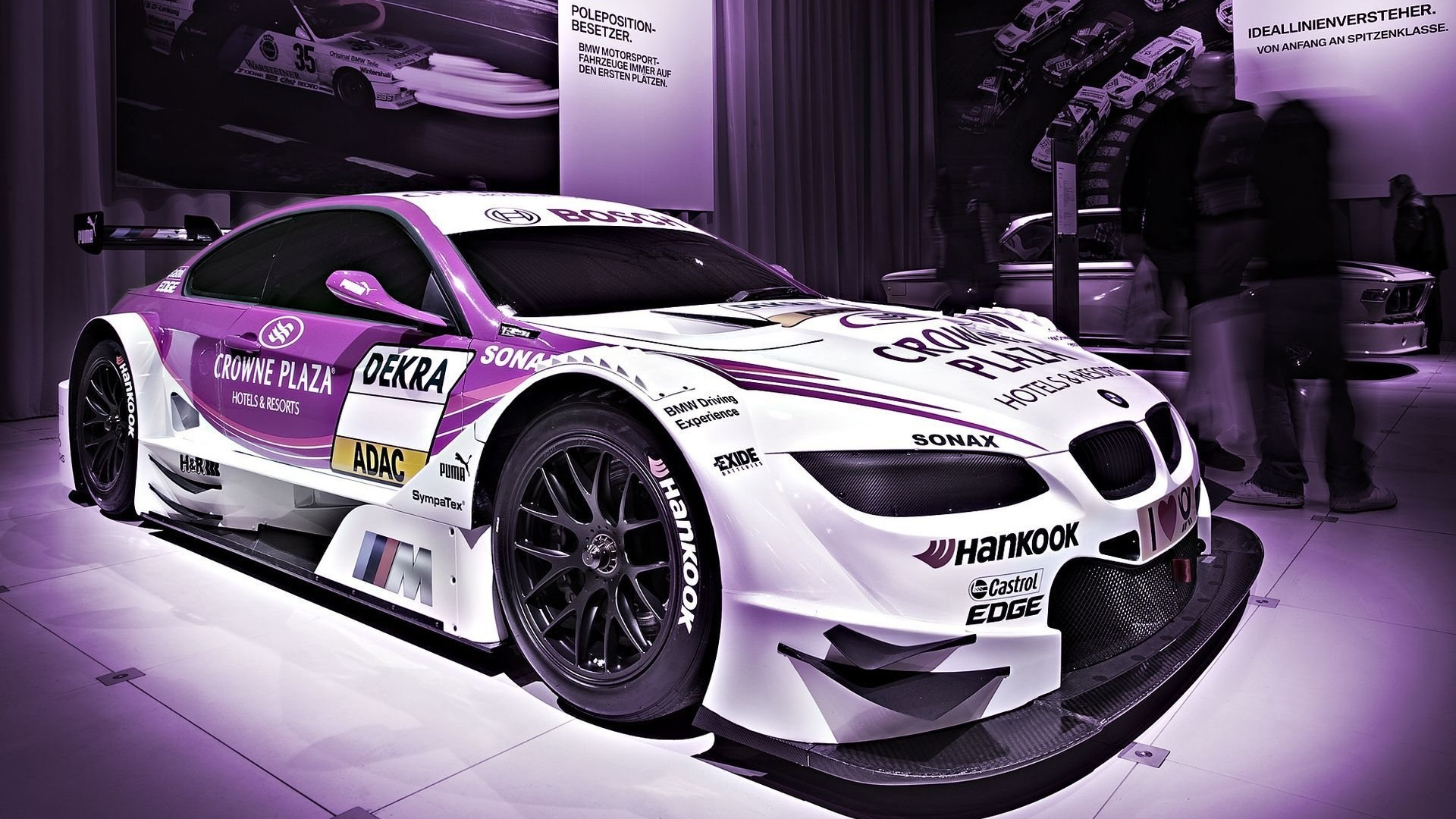 Bmw M Racing Car X
