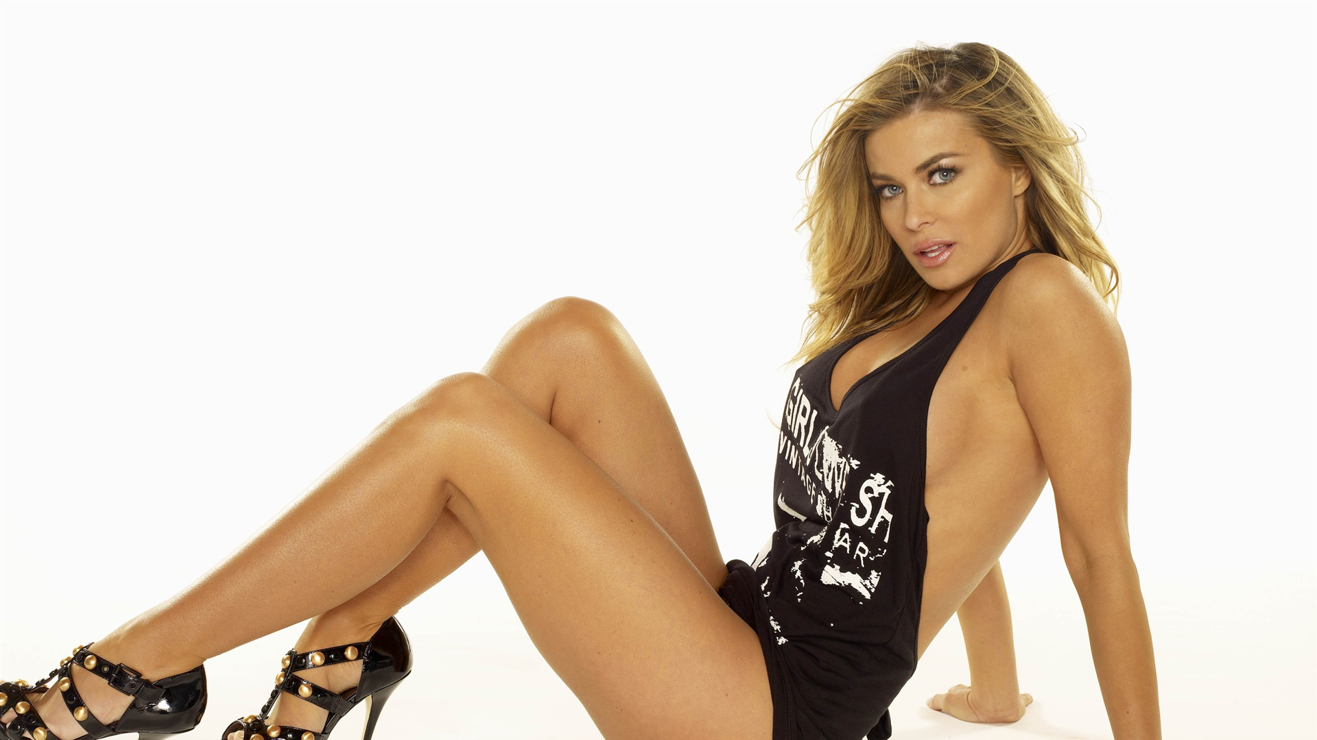 Carmen Electra 03 wallpaper - 1920x1080