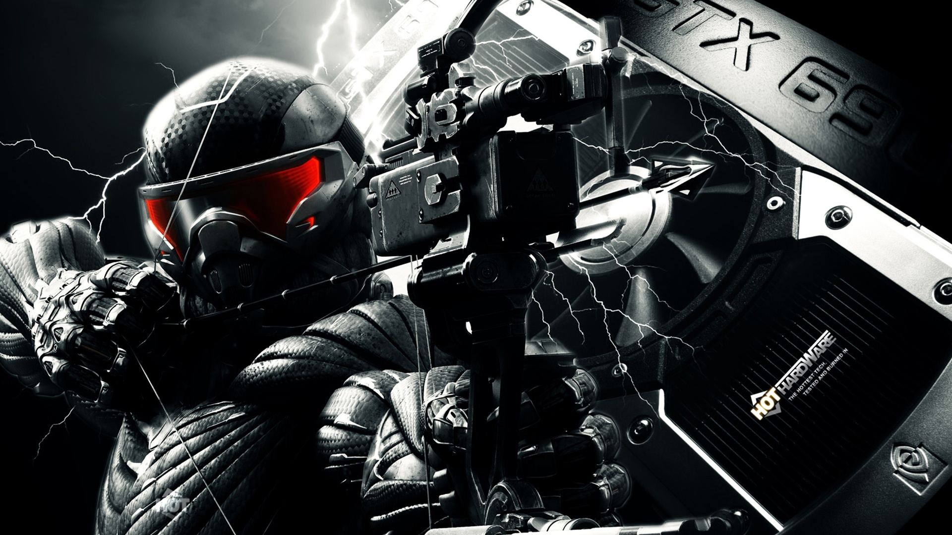 10 Top Crisis 3 Wallpapers Full Hd 1080p For Pc Background: Fonds D'écran Crysis 3 Jeux 2013 2560x1600 HD Image