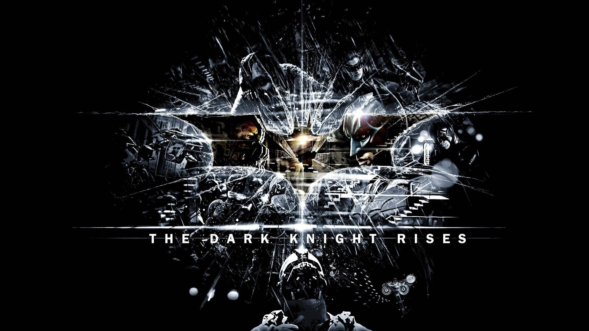 Wallpaper The Dark Knight Rises Movie 2012 1920x1200 Hd