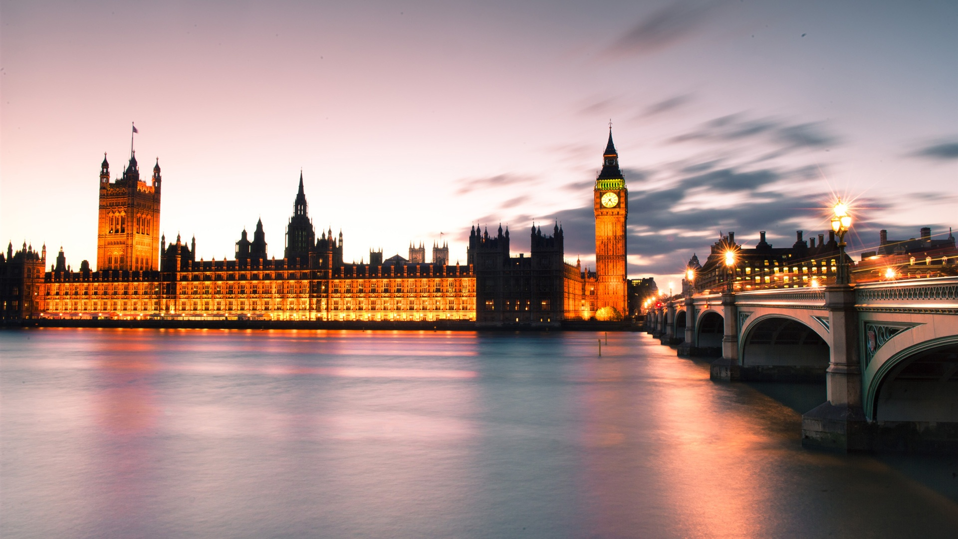 Download Wallpaper 1920x1080 United Kingdom London Full Hd
