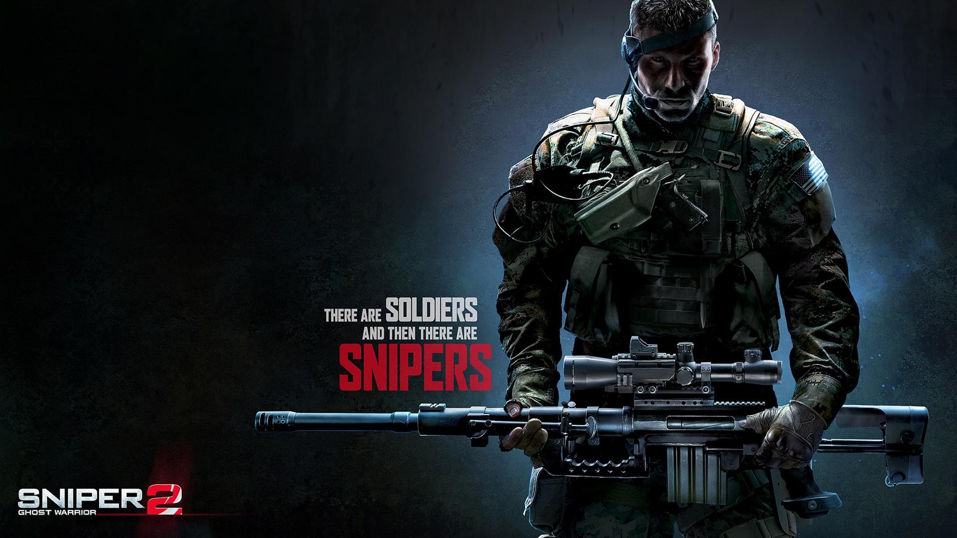 Wallpaper 2012 Sniper: Ghost Warrior 2 1920x1080 Full HD