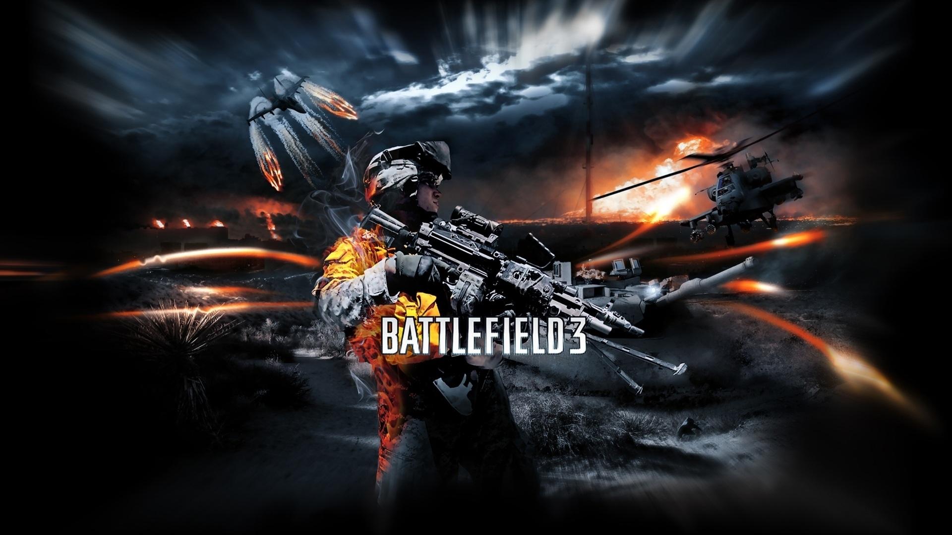 battlefield 3 hd wallpaper 1920x1080