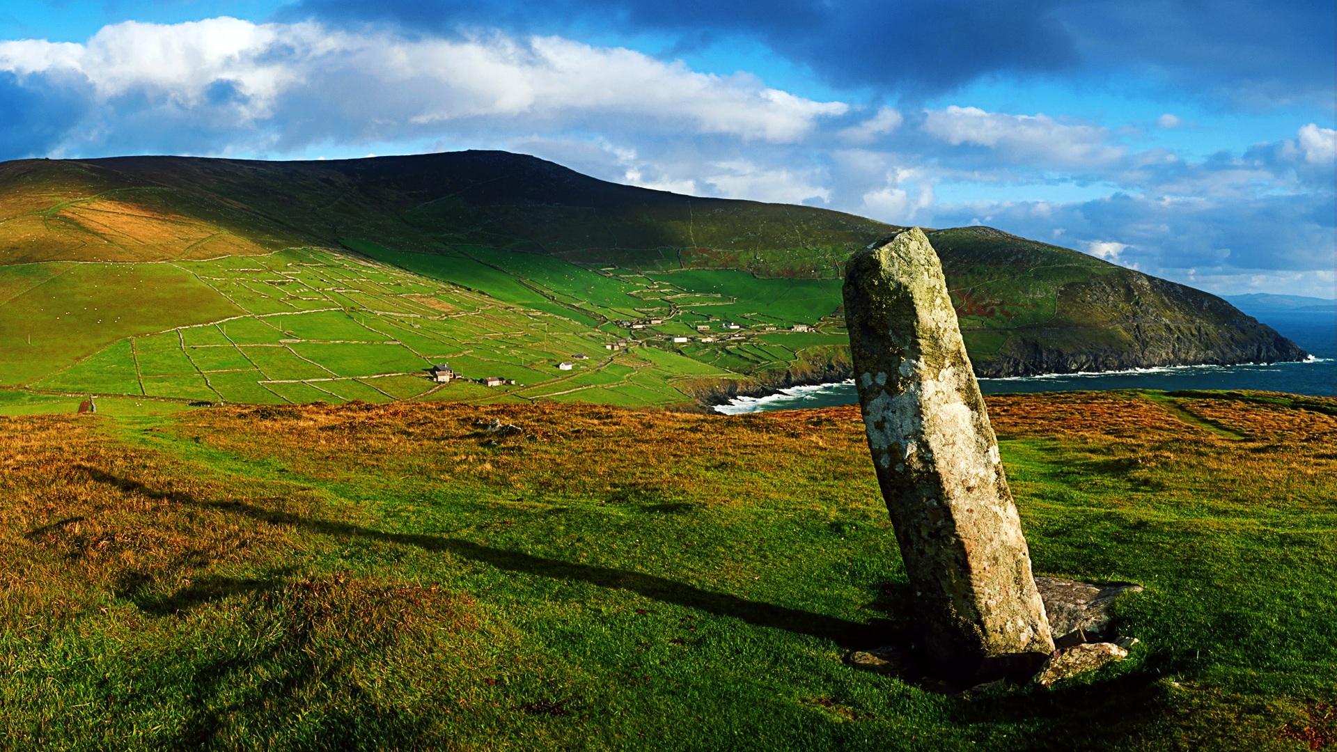 Rossacroo-na-loo Wood, Near Kilgarvan, County Kerry, Ireland  № 12778 загрузить