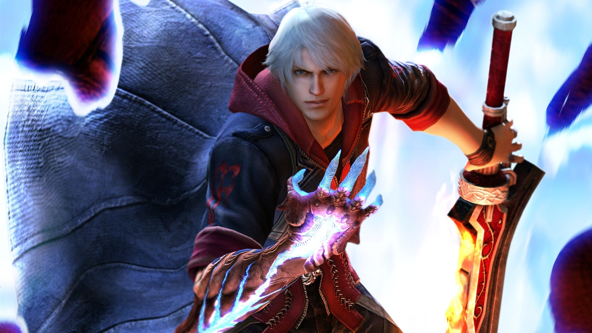 Wallpaper Devil May Cry 4 Pc Game 2560x1600 Hd Picture Image