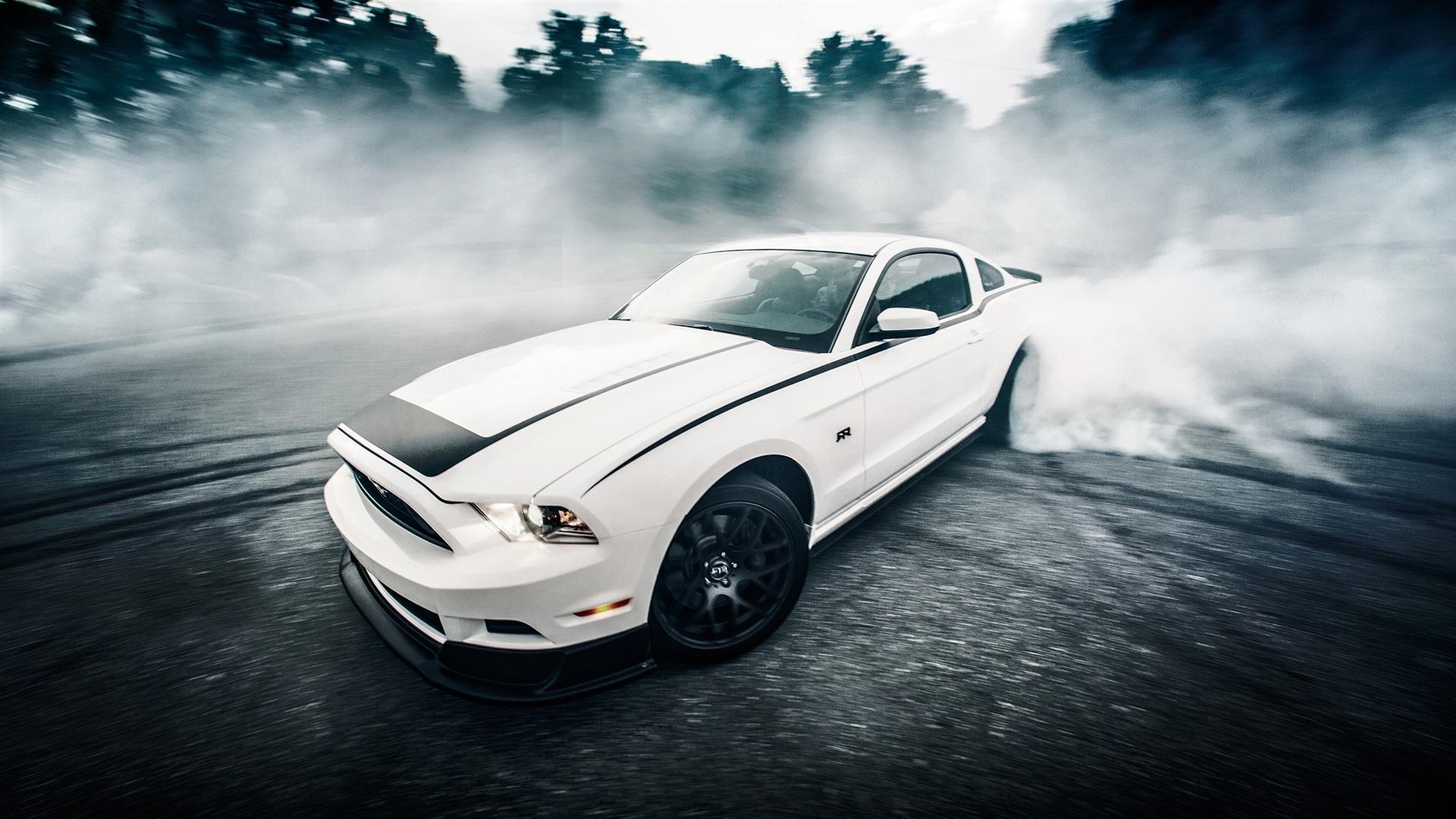 Fonds D 233 Cran Ford Mustang Voiture De Sport 2560x1440 Qhd
