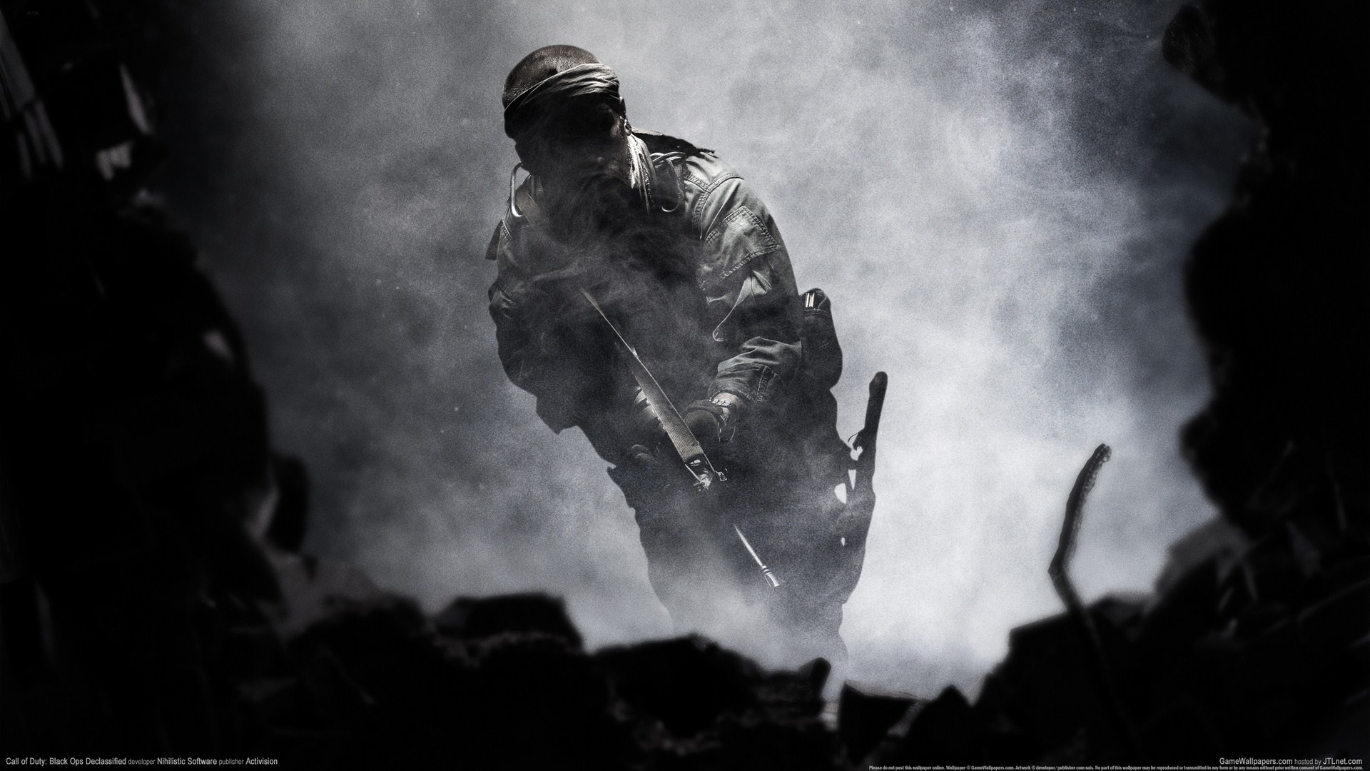 Call Of Duty: Black Ops Declassified 1920x1080 Full HD 2K
