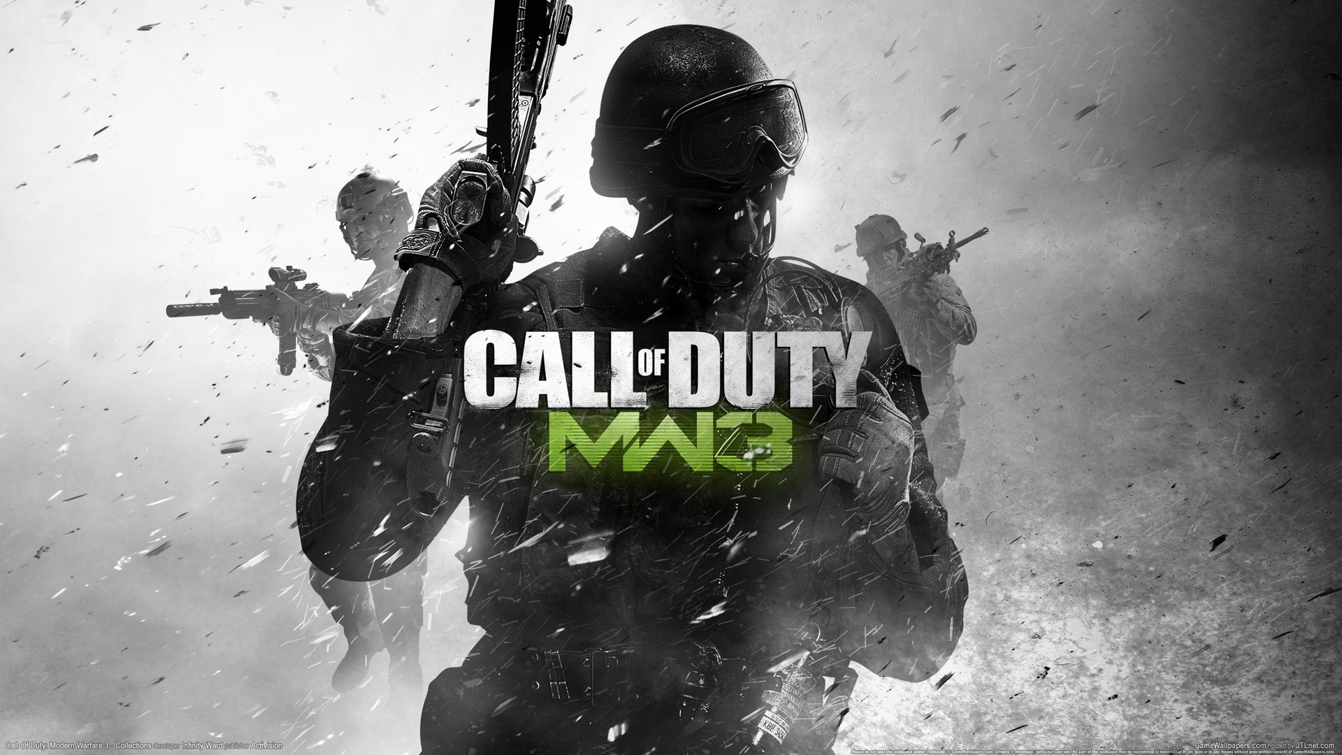 Wallpaper Call Of Duty MW3 Hot Game 1920x1080 Full HD Picture Image
