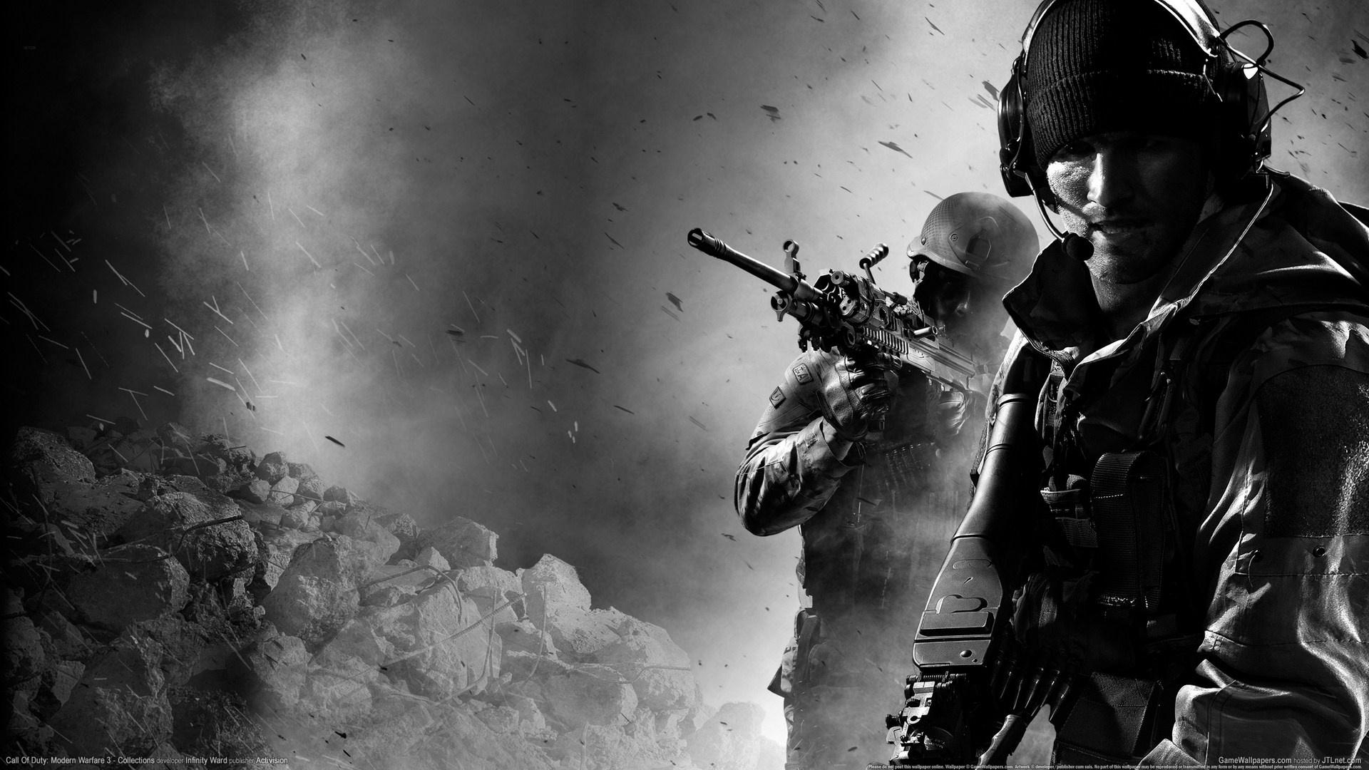 Hintergrundbilder Von Call Of Duty: Call Of Duty: Modern Warfare 3 HD 2012 1920x1080 Full HD