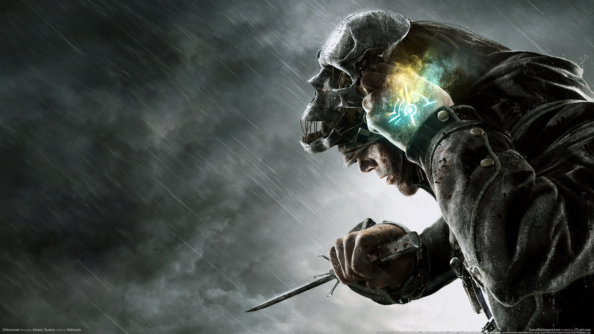 Dishonored Wallpaper 4k: Wallpaper Dishonored Wide 1920x1080 Full HD 2K Picture, Image