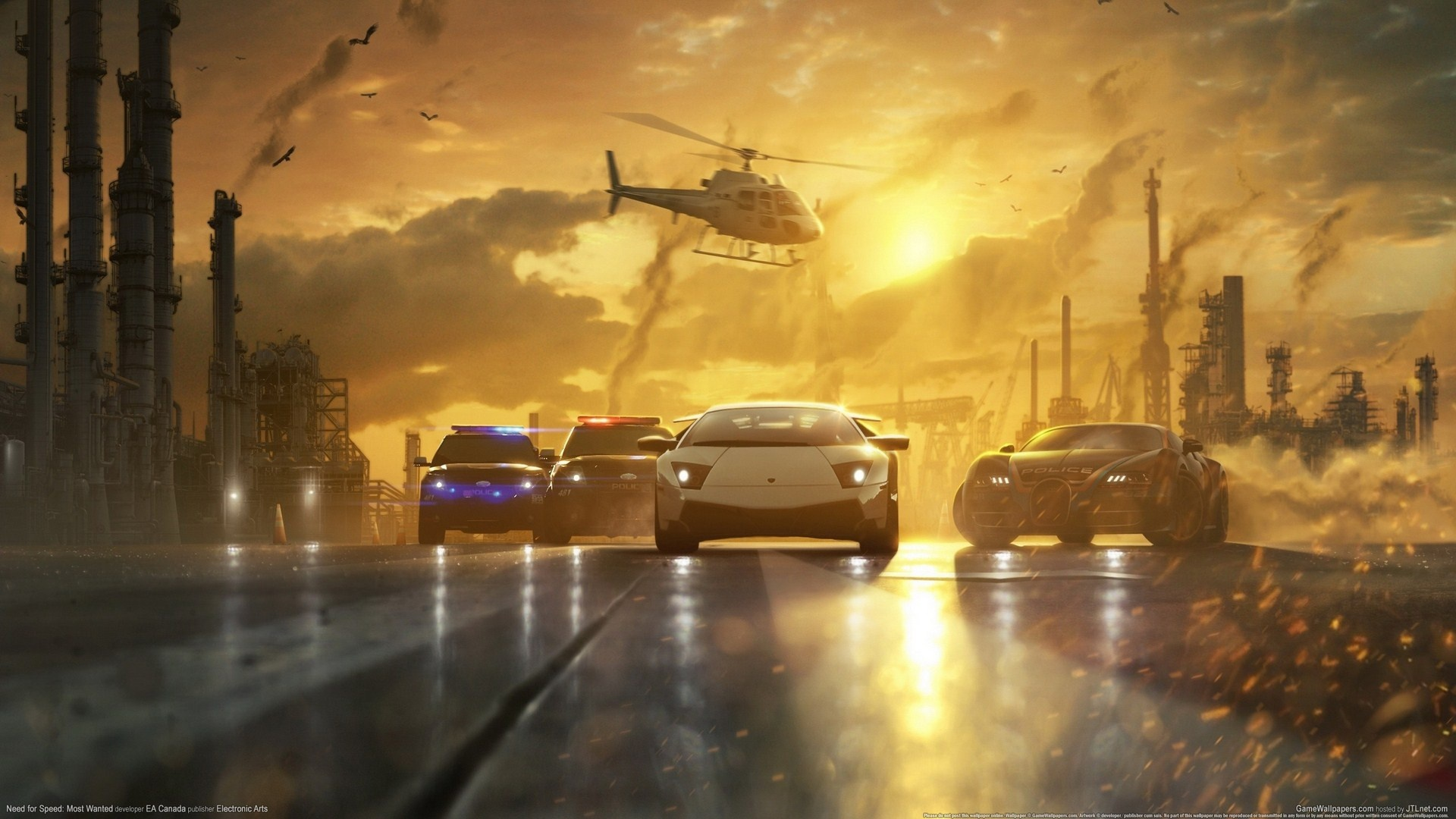 10 Most Popular Need For Speed Wallpaper Full Hd 1080p For: Download Wallpaper 1920x1080 Need For Speed: Most Wanted