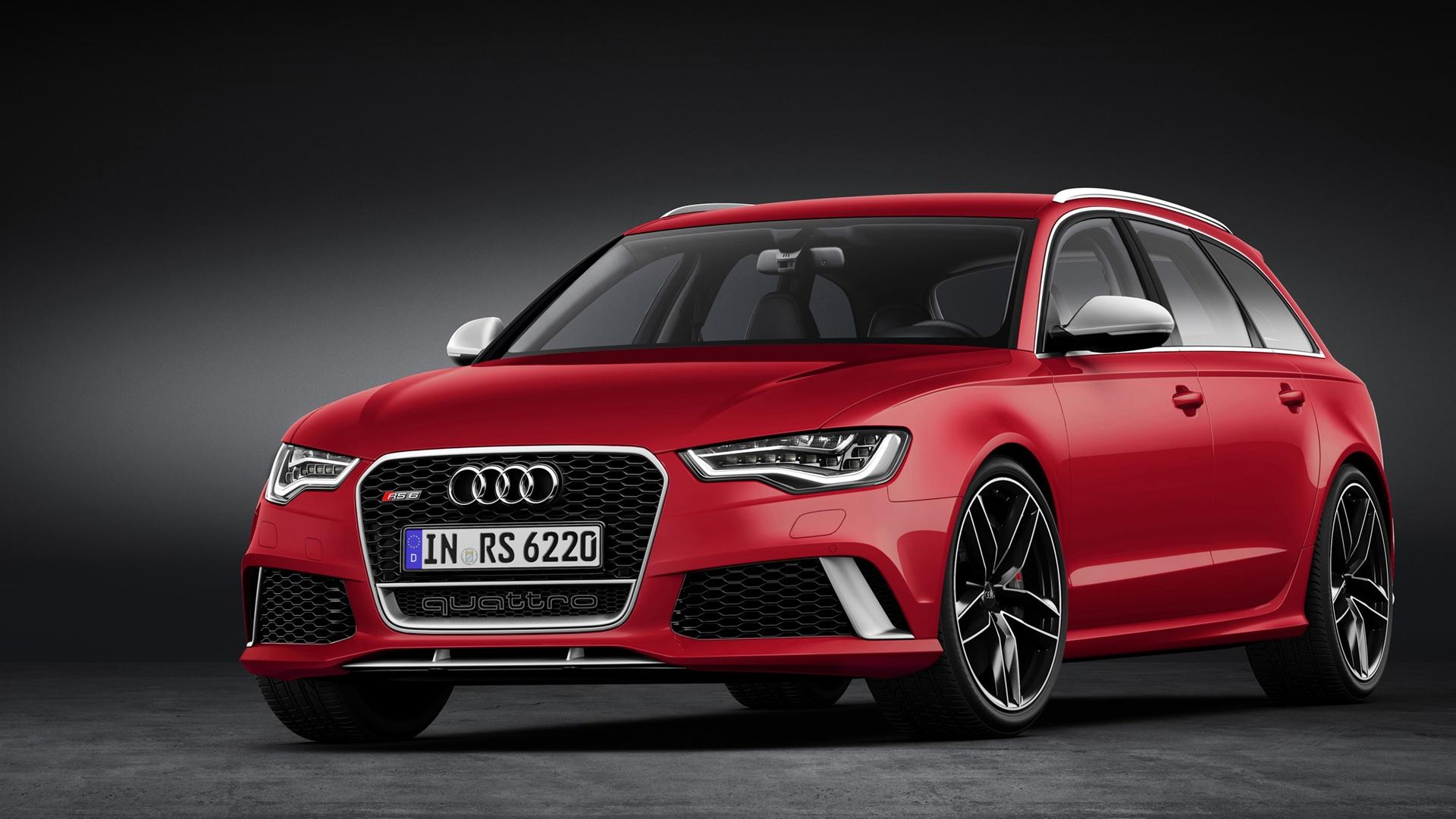 2013 Audi RS6 Avant 2560x1600 HD Hintergrundbilder, HD, Bild