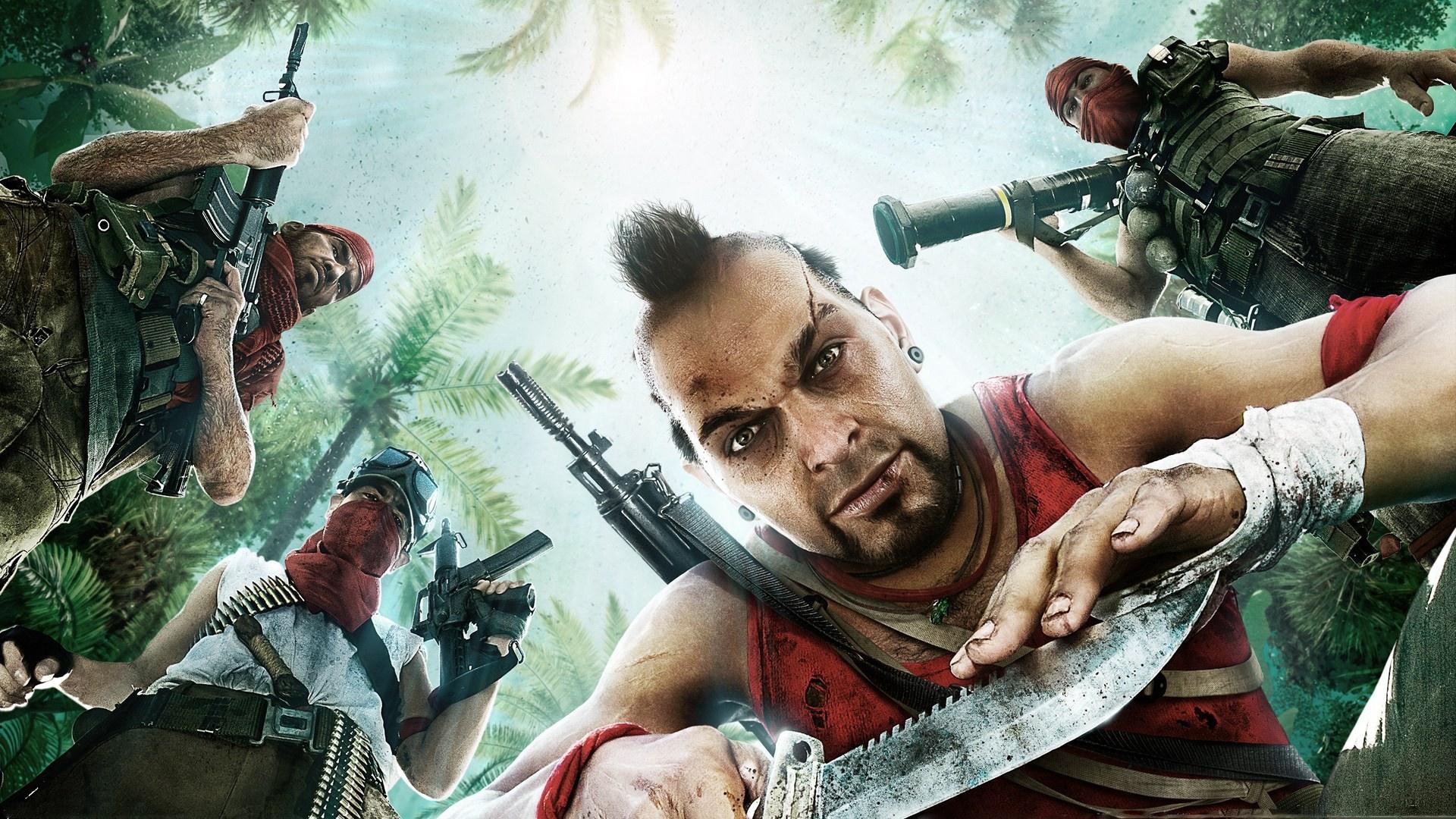 Papéis De Parede PC Jogo Far Cry 3 1920x1080 Full HD 2K Imagem