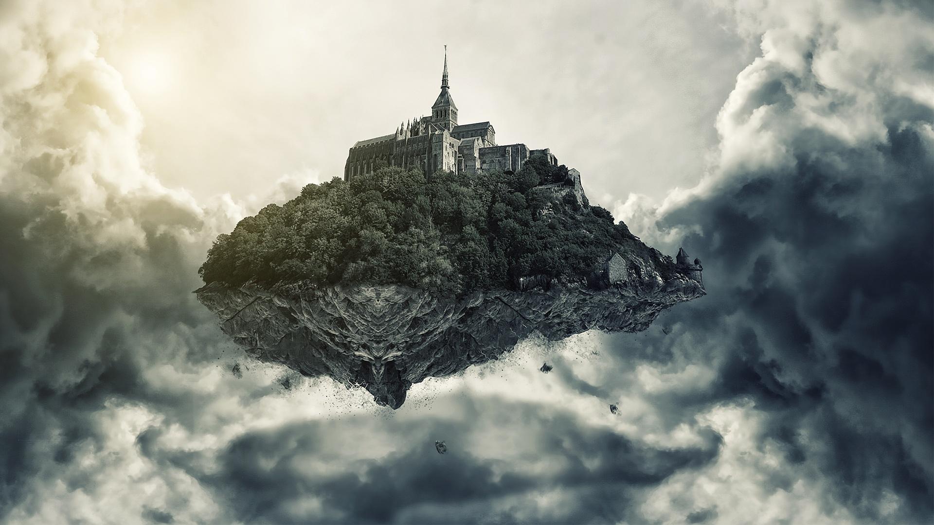 летучий замок картинки самом деле