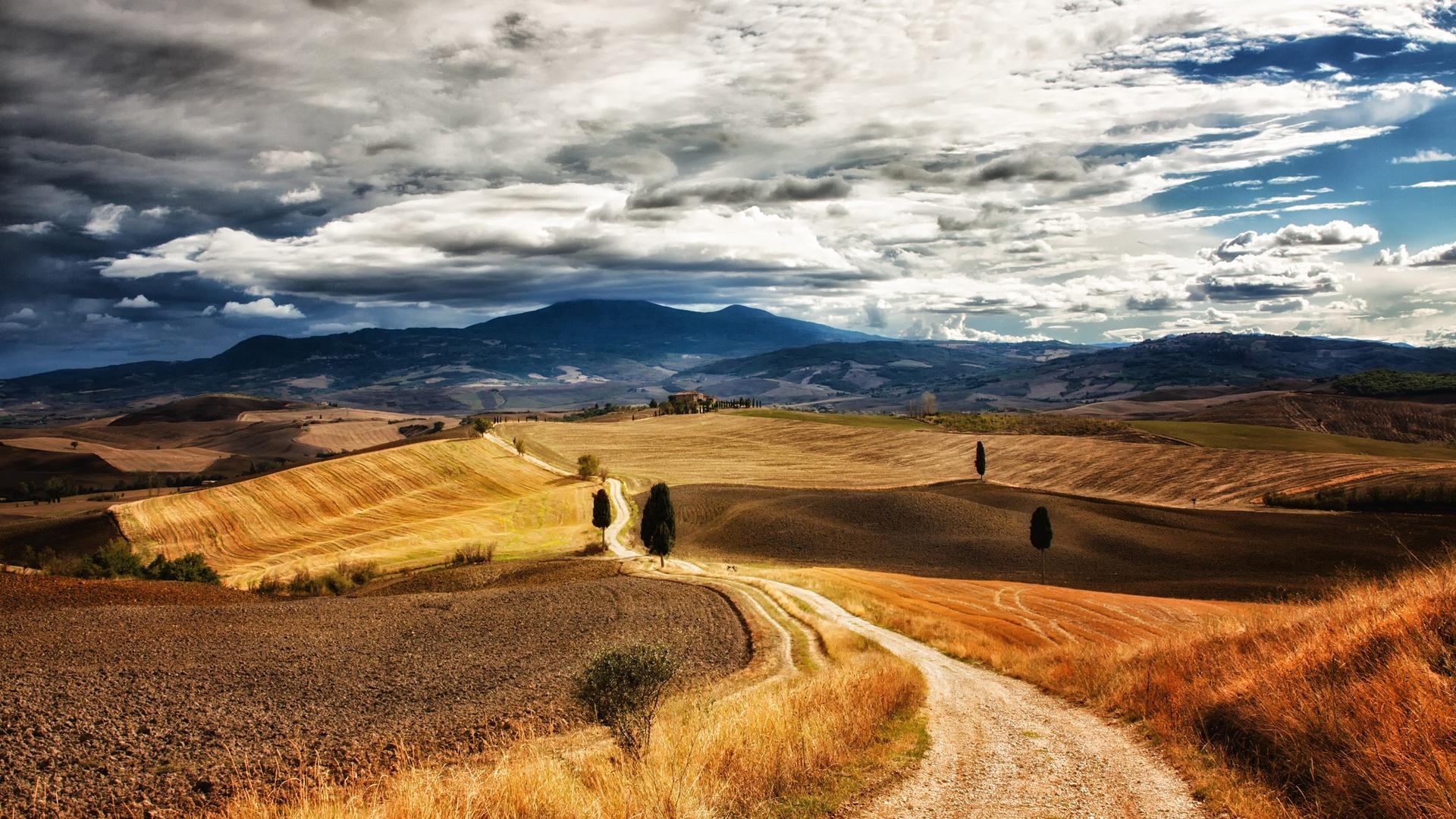 дорога в Италии  № 2221854 загрузить