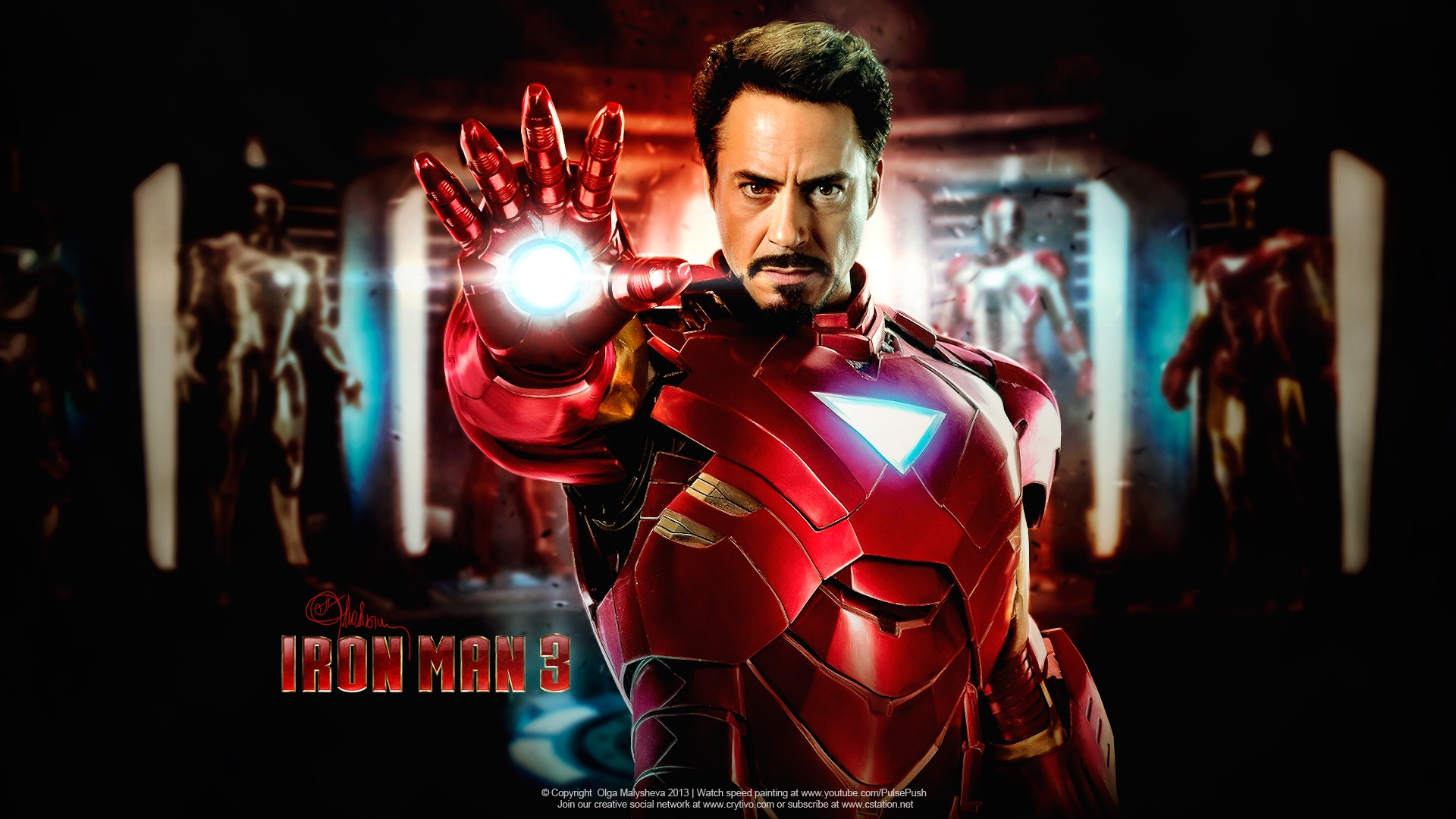 Ny Stark Iron Man